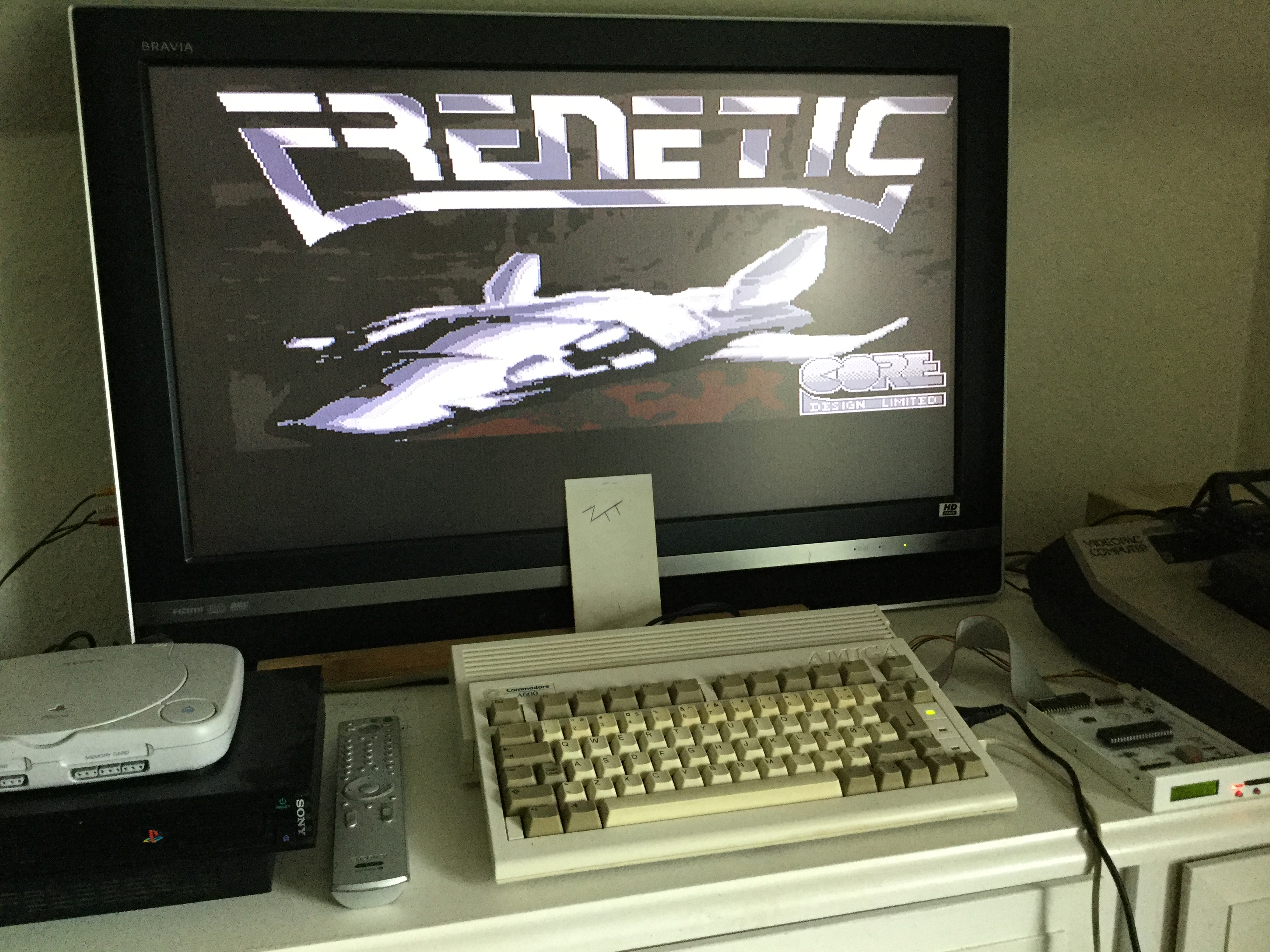 Frankie: Frenetic (Amiga) 83,547 points on 2019-07-06 12:08:15