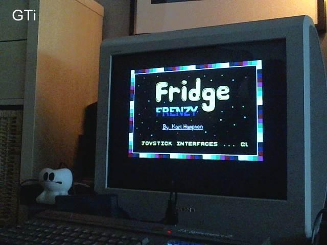 GTibel: Fridge Frenzy (ZX Spectrum) 3,520 points on 2017-06-03 12:23:52