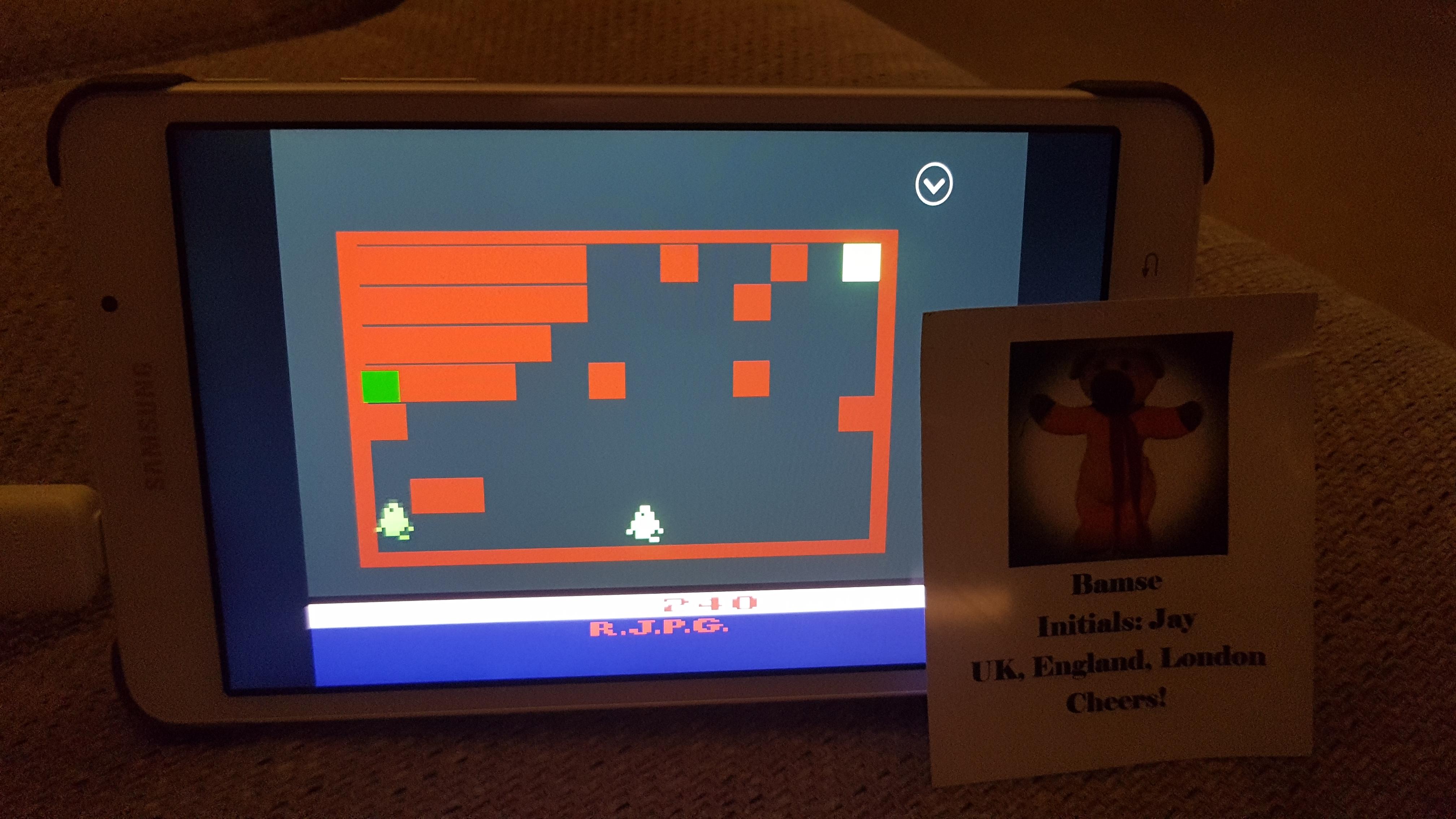 Bamse: Frisco (Atari 2600 Emulated) 240 points on 2019-07-02 18:33:51