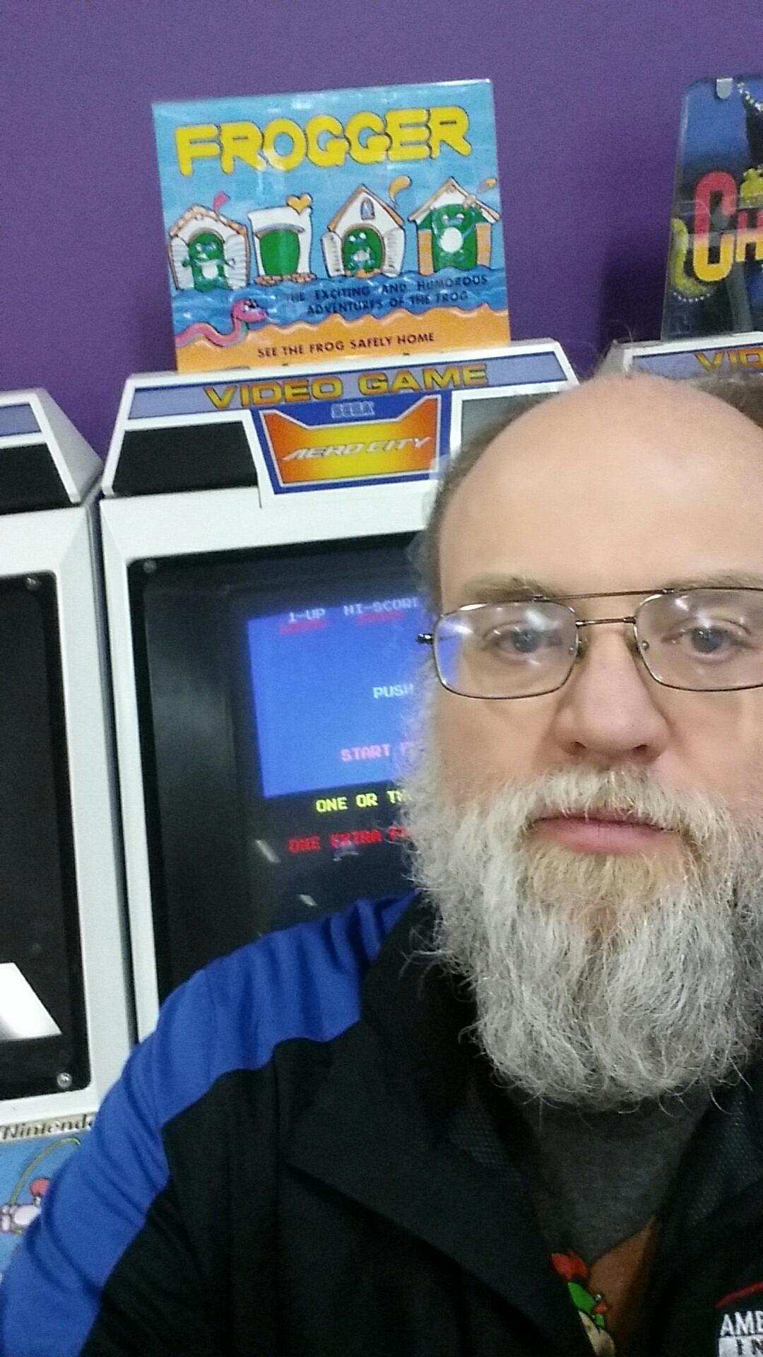 SeanStewart: Frogger (Arcade) 12,540 points on 2018-03-10 16:59:15