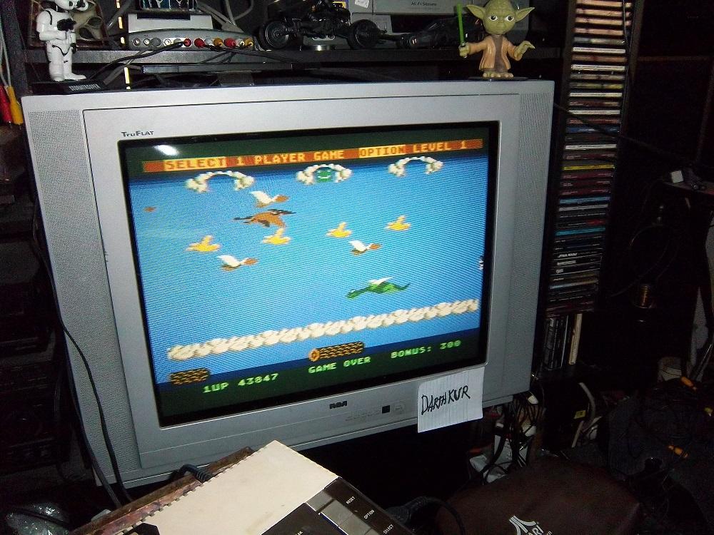 darthkur: Frogger II: Threedeep (Atari 400/800/XL/XE) 43,847 points on 2016-04-12 16:18:15