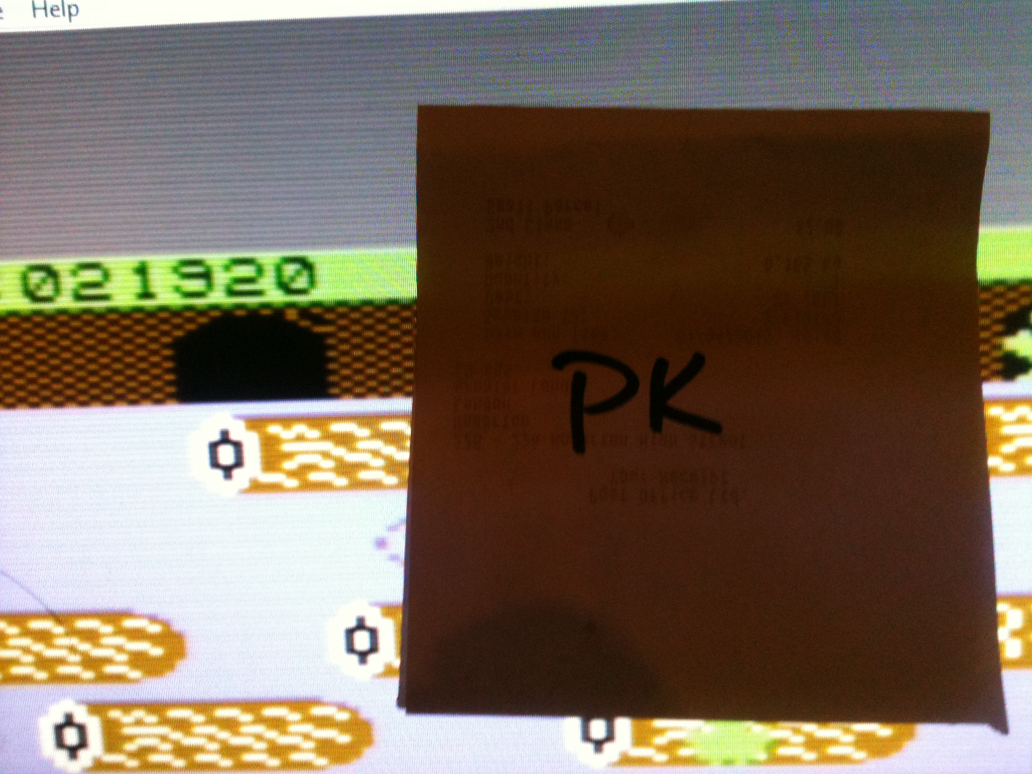kernzy: Frogger: Sierra (Commodore 64 Emulated) 21,920 points on 2015-09-21 19:26:08