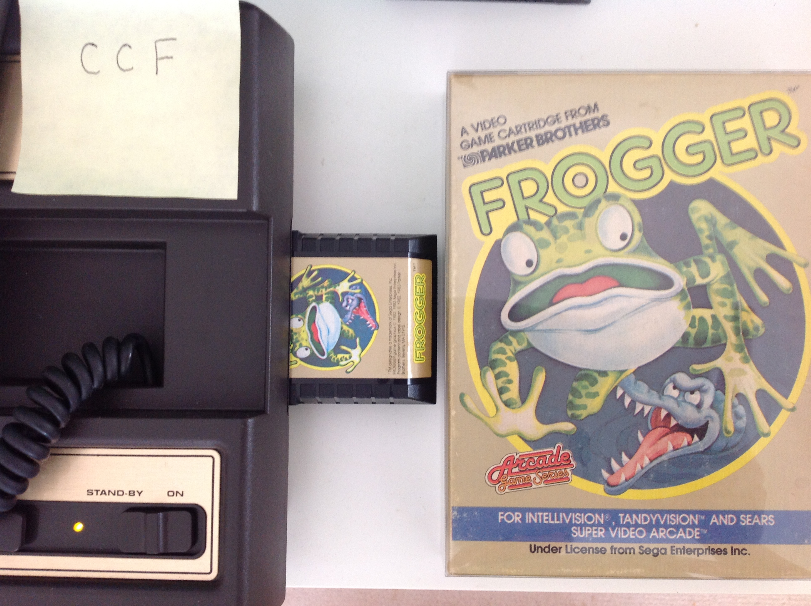 CoCoForest: Frogger: Skill 1 (Intellivision) 21,290 points on 2018-08-18 08:13:52