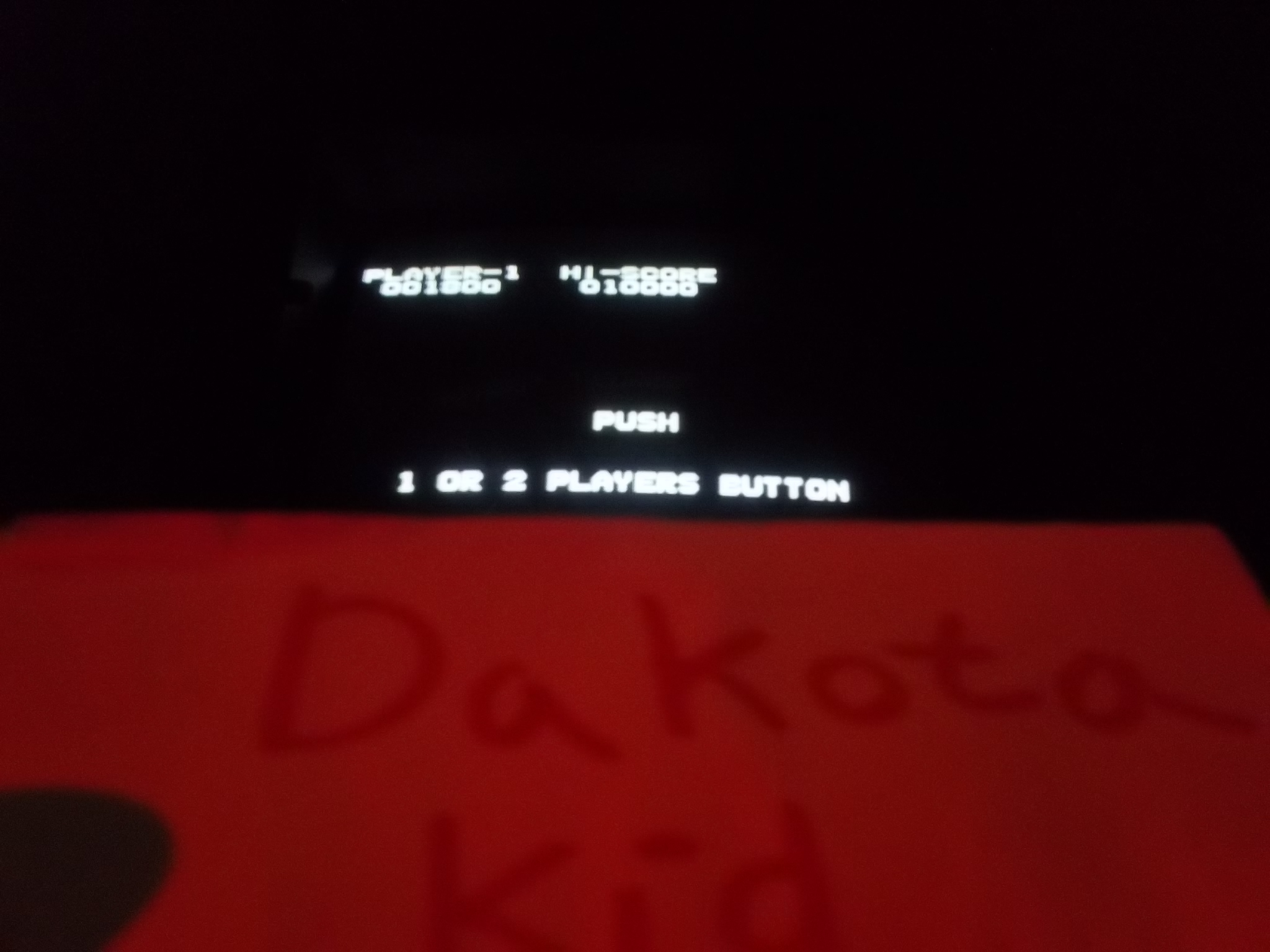 DakotaKid: Front Line (Arcade) 1,800 points on 2017-01-19 14:32:22