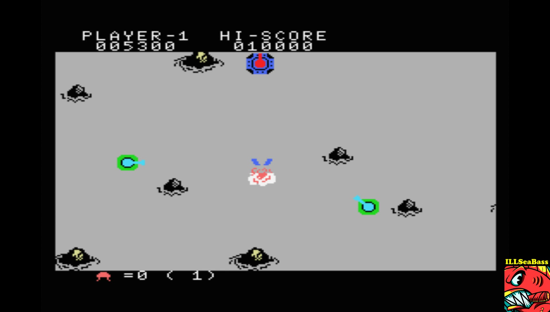 ILLSeaBass: Front Line (MSX Emulated) 5,300 points on 2017-08-14 14:28:41