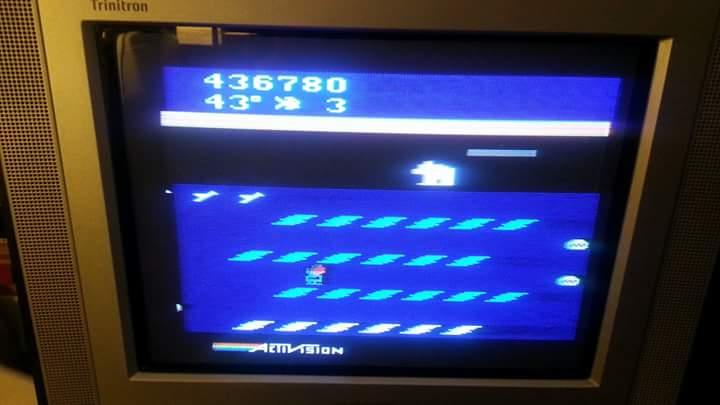NESMike: Frostbite (Atari 2600) 436,780 points on 2018-09-13 13:37:40
