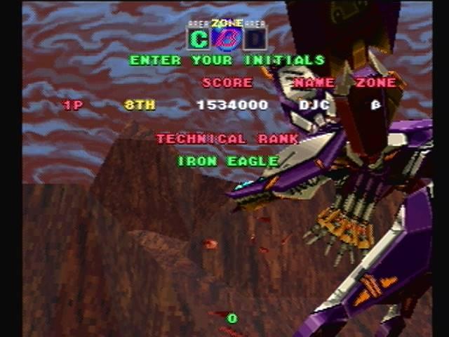derek: G-Darius [Arcade] (Playstation 1) 1,534,000 points on 2017-02-14 12:42:12
