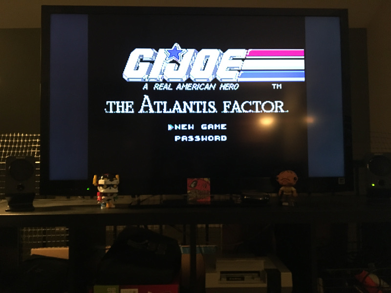 ILLSeaBass: G.I. Joe: The Atlantis Factor (NES/Famicom) 15,680 points on 2018-02-06 22:50:45