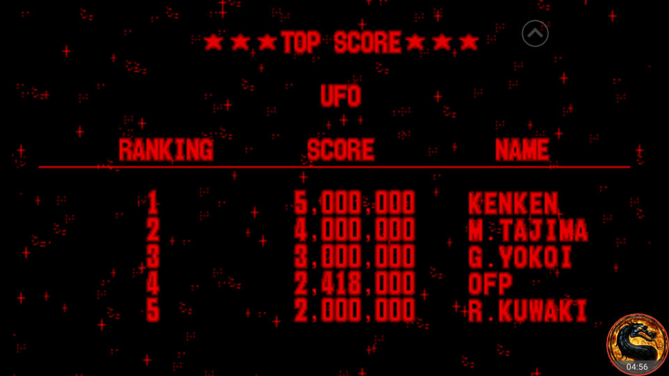 omargeddon: Galactic Pinball: UFO (Virtual Boy Emulated) 2,418,000 points on 2018-09-02 11:37:30