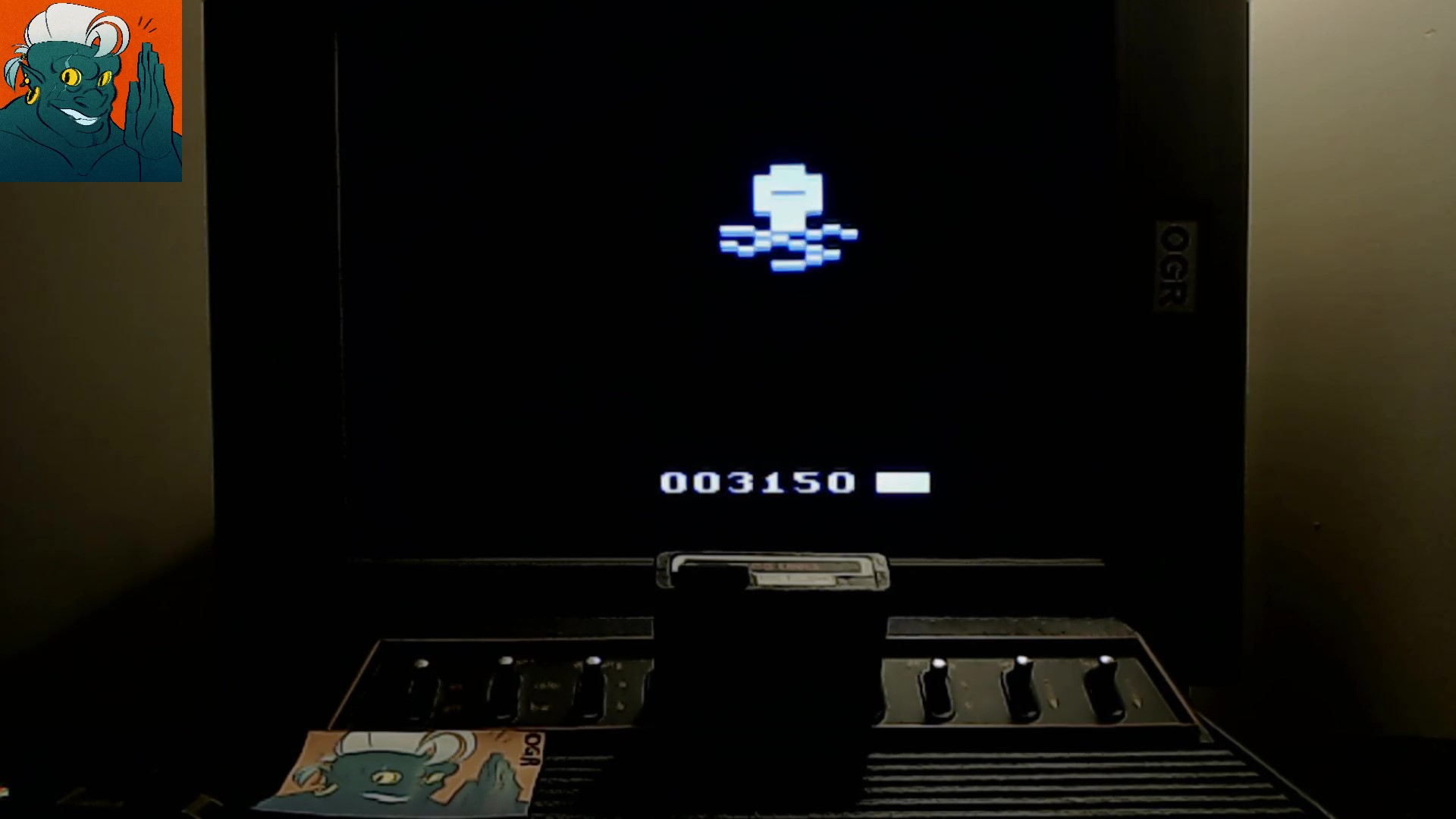 AwesomeOgre: Galactopus [Game A/A] (Atari 2600) 3,150 points on 2019-10-19 12:32:10