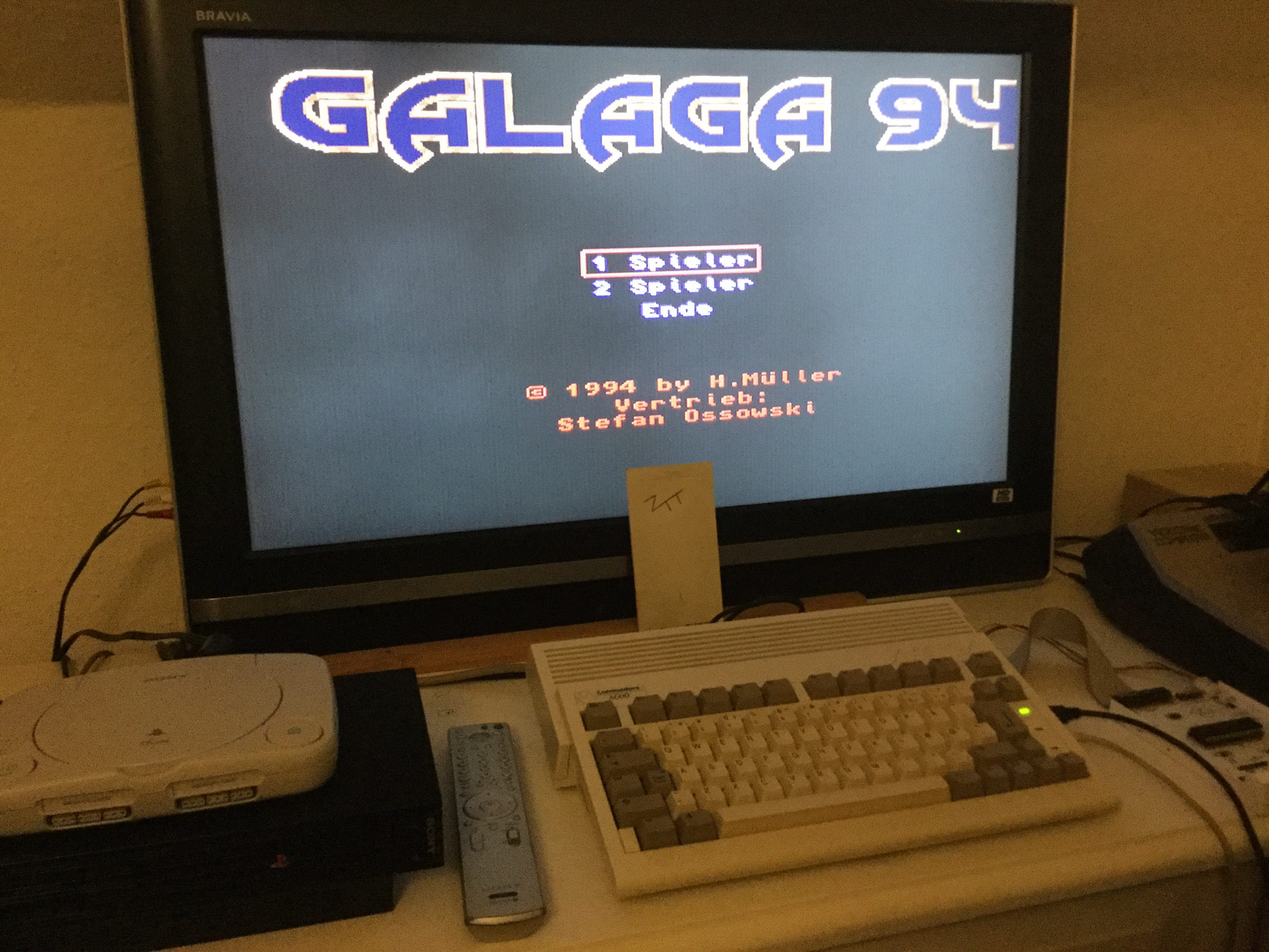 Frankie: Galaga 94 (Amiga) 68,880 points on 2019-10-20 03:19:44