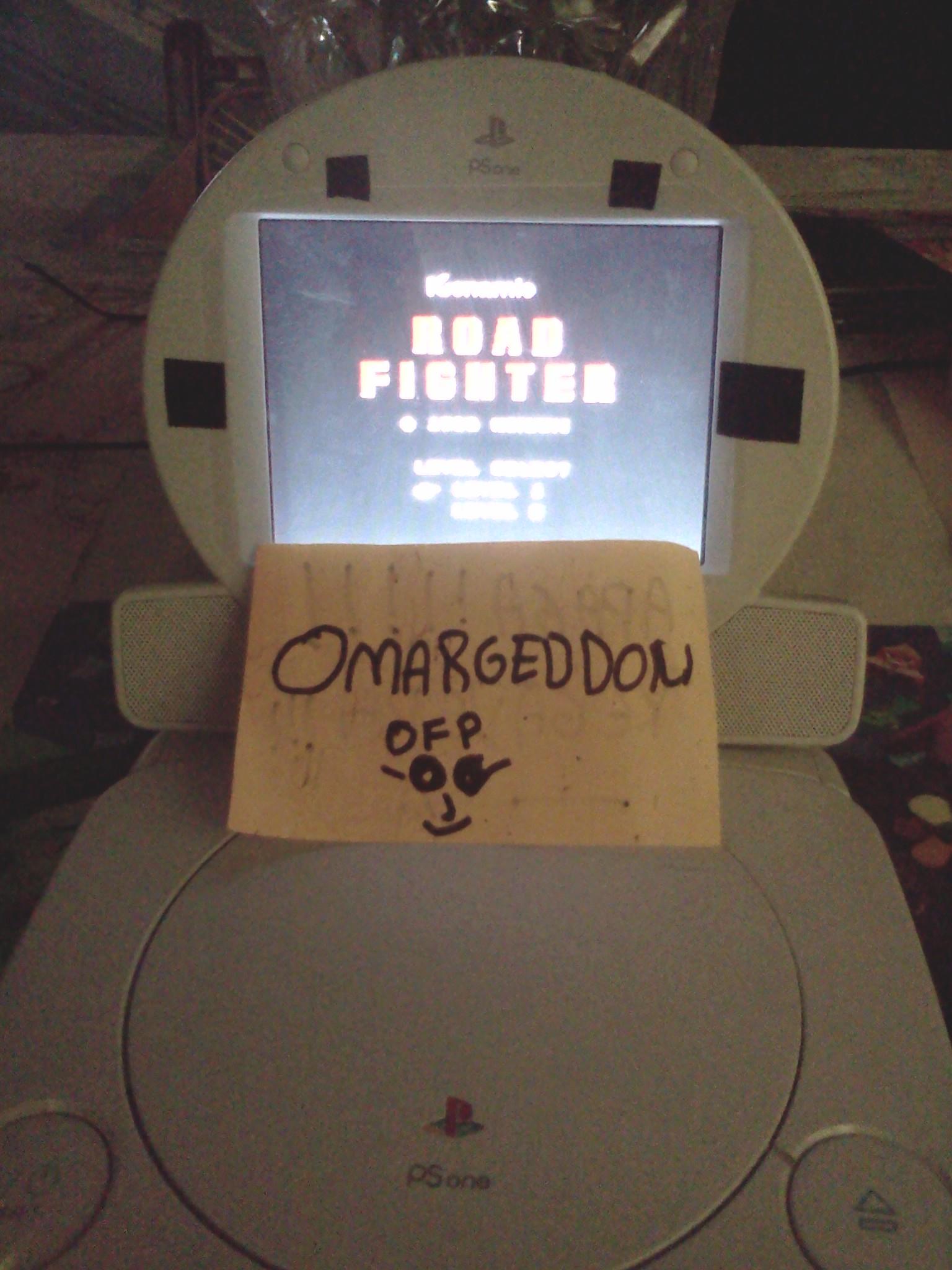 omargeddon: Galaga (Jakks Pacific Retro Arcade Pac-Man) 62,380 points on 2016-07-25 18:58:43