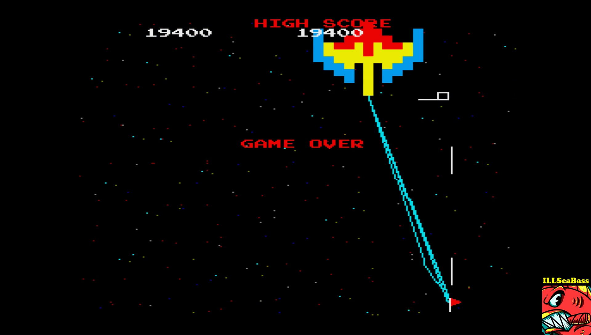 ILLSeaBass: Galaxian 2 (Sharp X68000 Emulated) 19,400 points on 2017-03-14 22:06:09