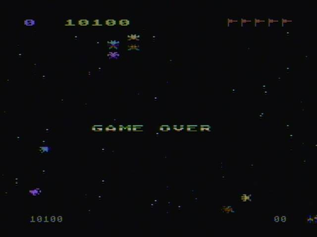 derek: Galaxian (Atari 400/800/XL/XE) 10,100 points on 2017-01-18 11:51:09