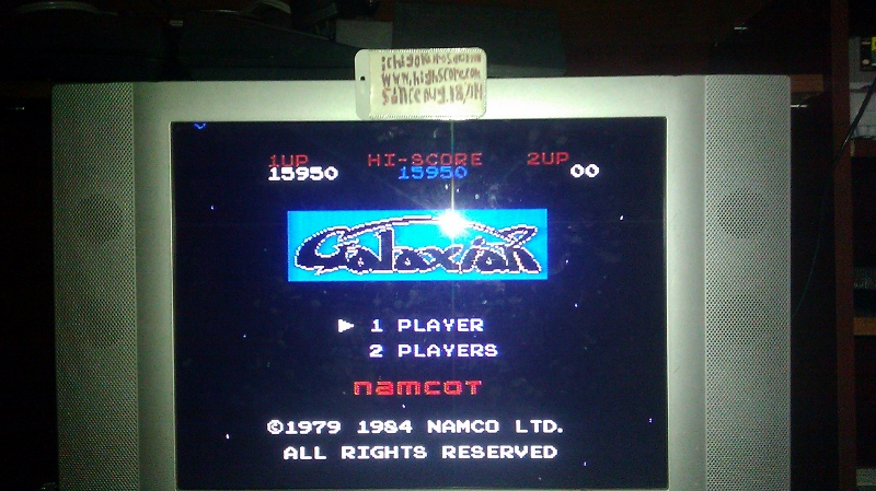 ichigokurosaki1991: Galaxian (NES/Famicom) 15,950 points on 2016-07-05 14:17:07