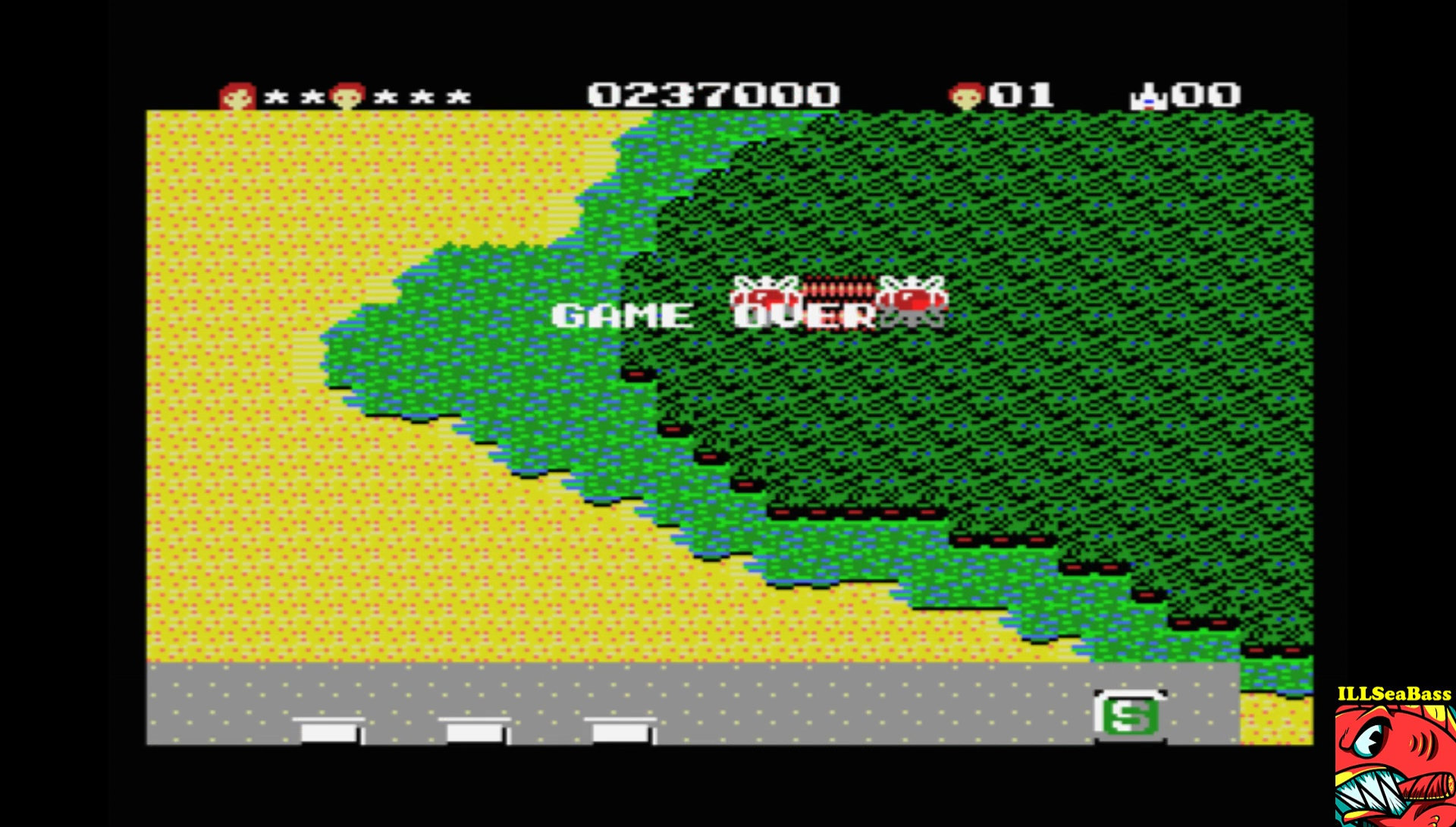ILLSeaBass: Gall Force: Defense of Chaos (MSX Emulated) 237,000 points on 2017-08-26 13:21:11