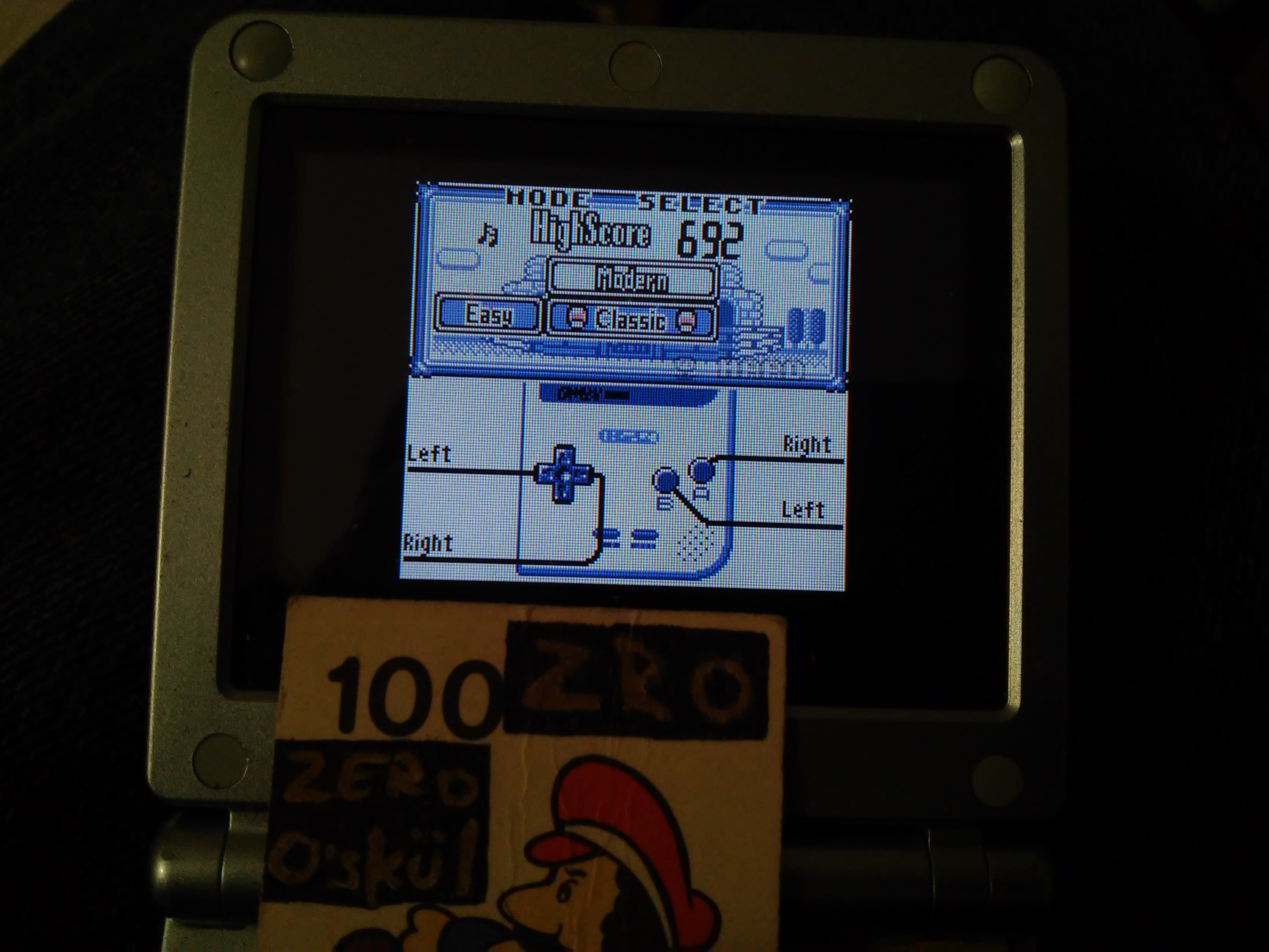 Game And Watch Gallery: Oil Panic [Easy] 692 points
