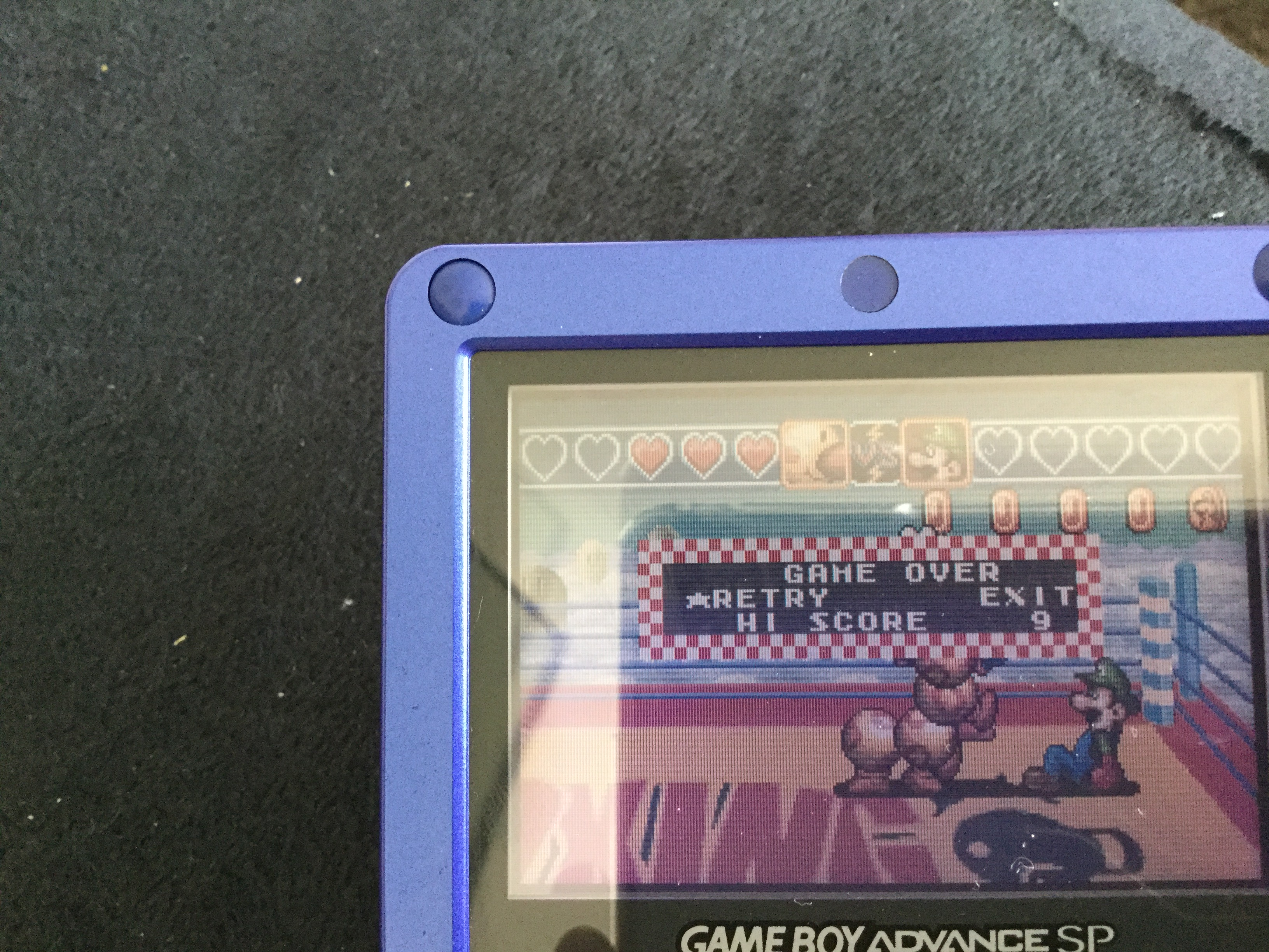 Frankie: Game & Watch Gallery 4: Boxing [Modern: 1P] (GBA) 9 points on 2018-05-02 07:36:55
