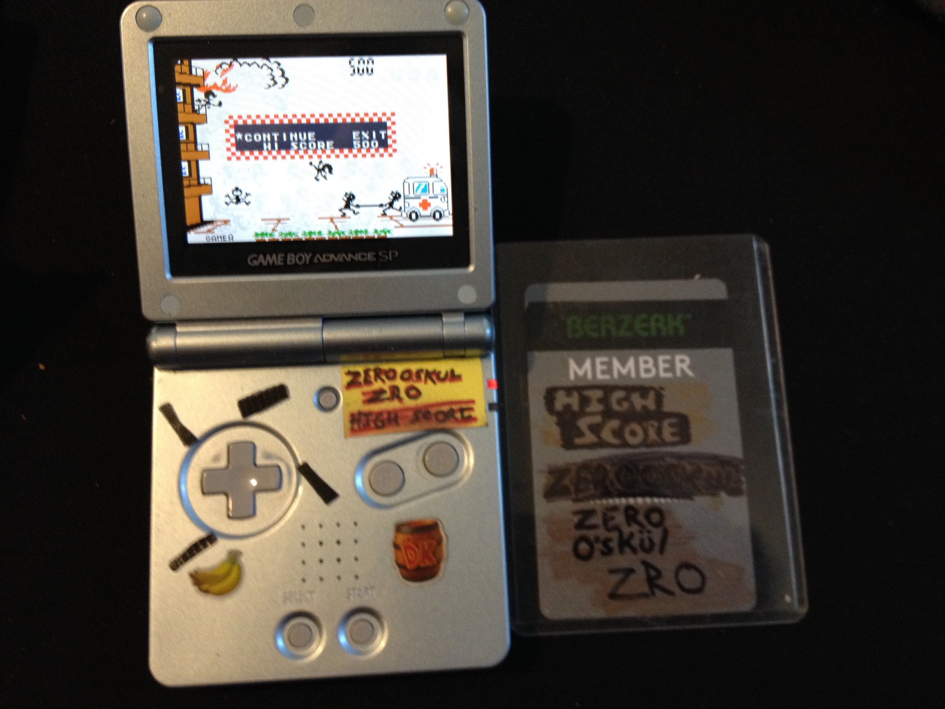 zerooskul: Game & Watch Gallery 4: Fire [Classic: Easy] (GBA) 500 points on 2019-08-09 15:07:12