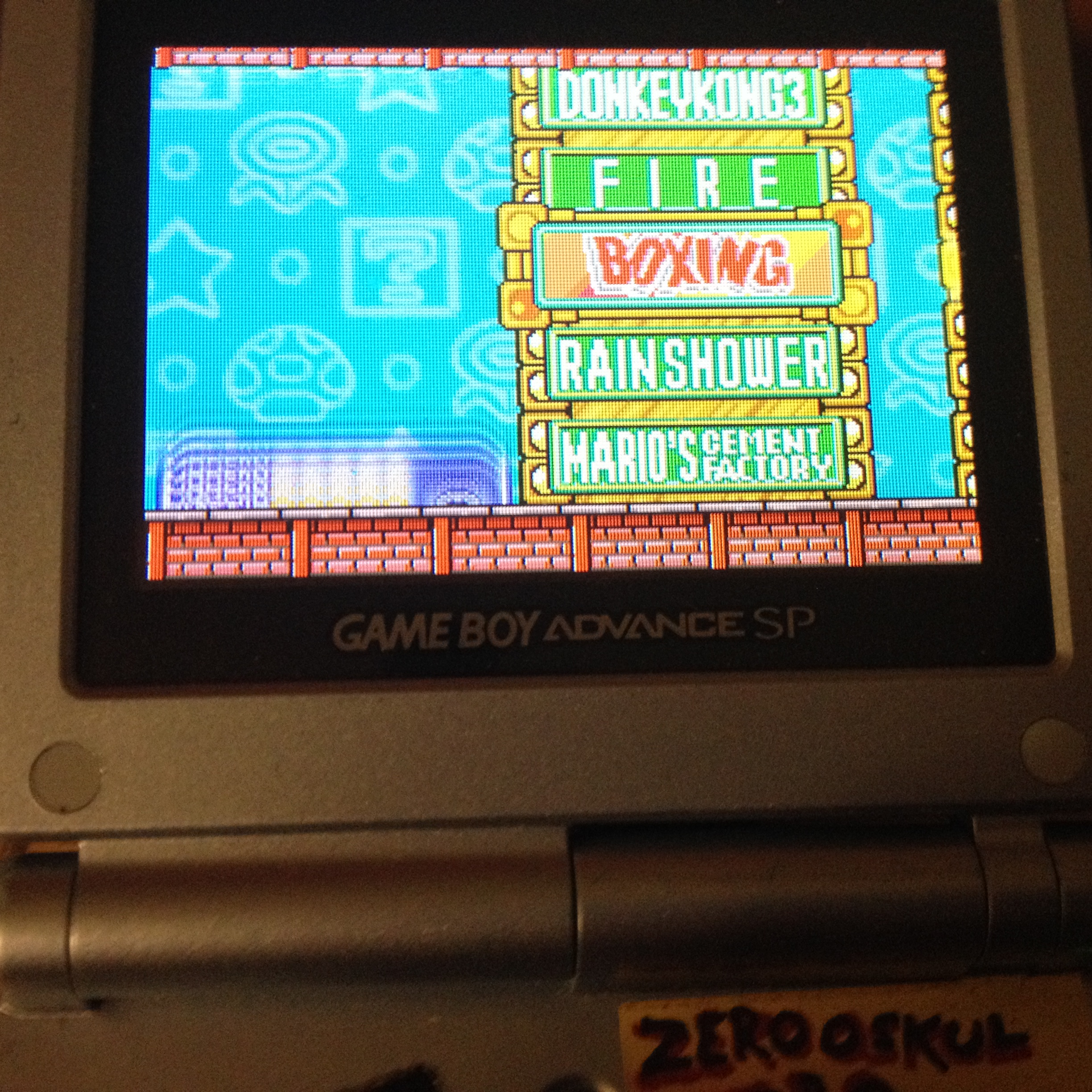 zerooskul: Game & Watch Gallery 4: Boxing [Modern: 1P] (GBA) 99 points on 2019-08-10 01:28:31
