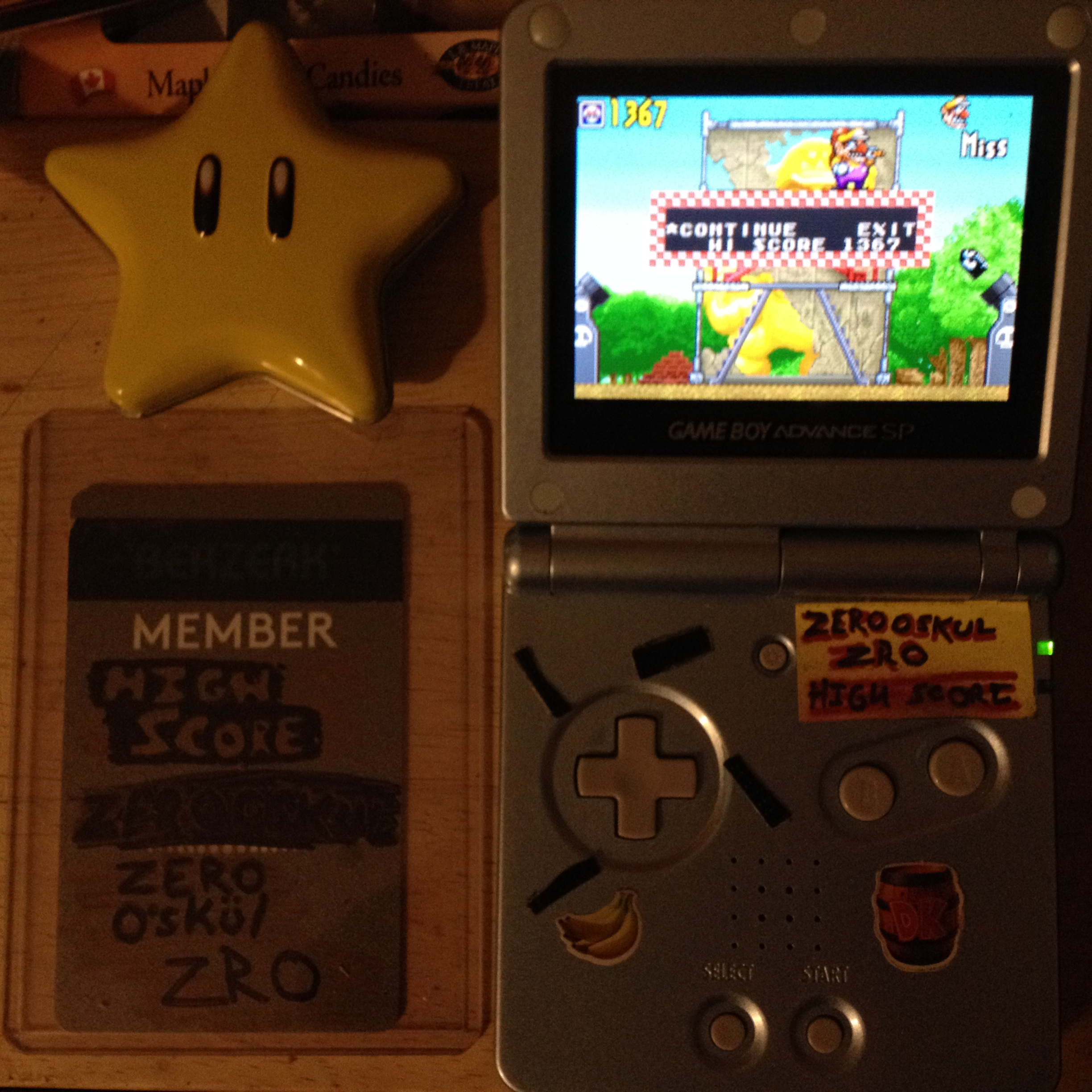 zerooskul: Game & Watch Gallery 4: Fire Attack [Modern: Easy] (GBA) 1,833 points on 2019-08-11 21:47:09