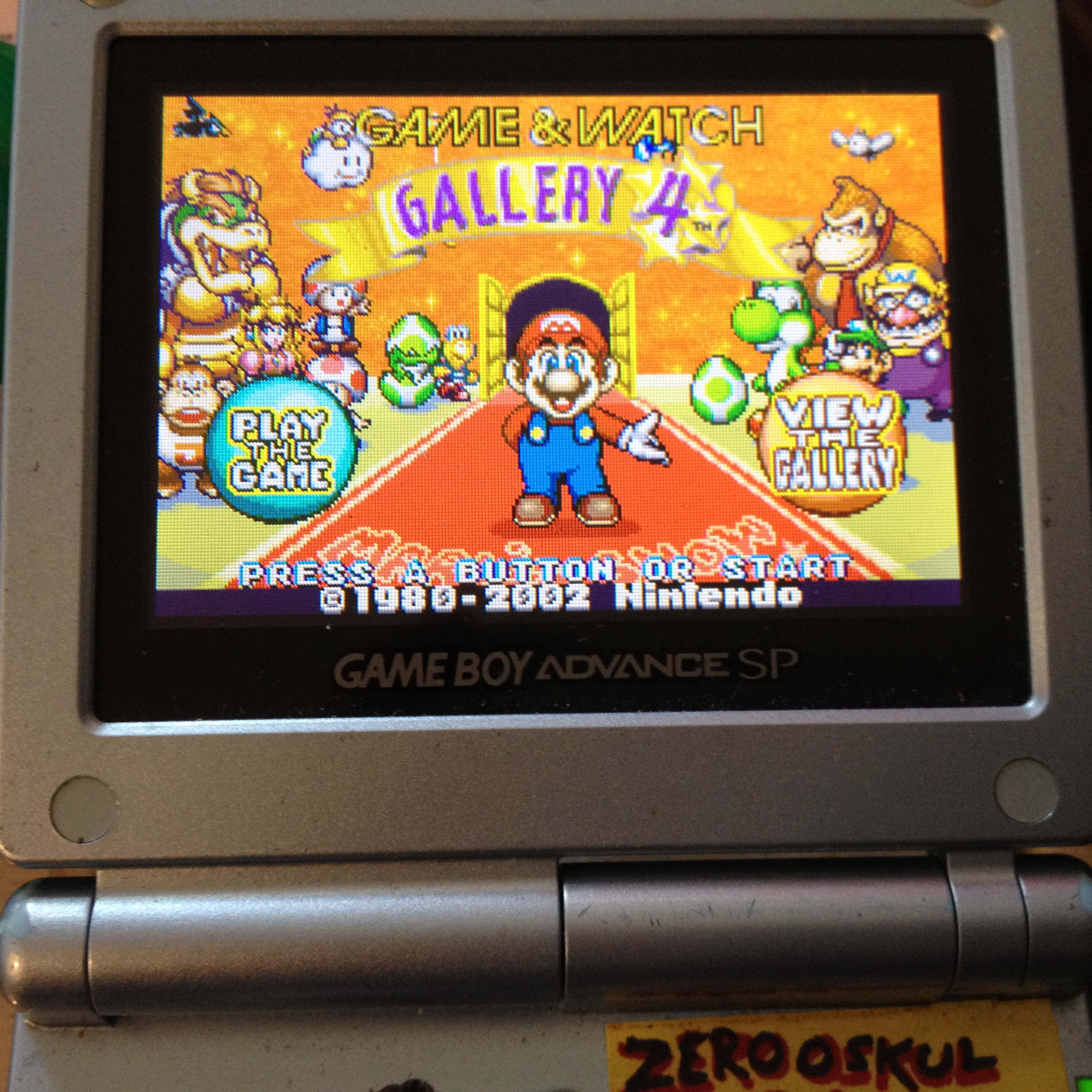 zerooskul: Game & Watch Gallery 4: Bomb Sweeper [Classic: Hard] (GBA) 1,573 points on 2019-08-14 22:50:51