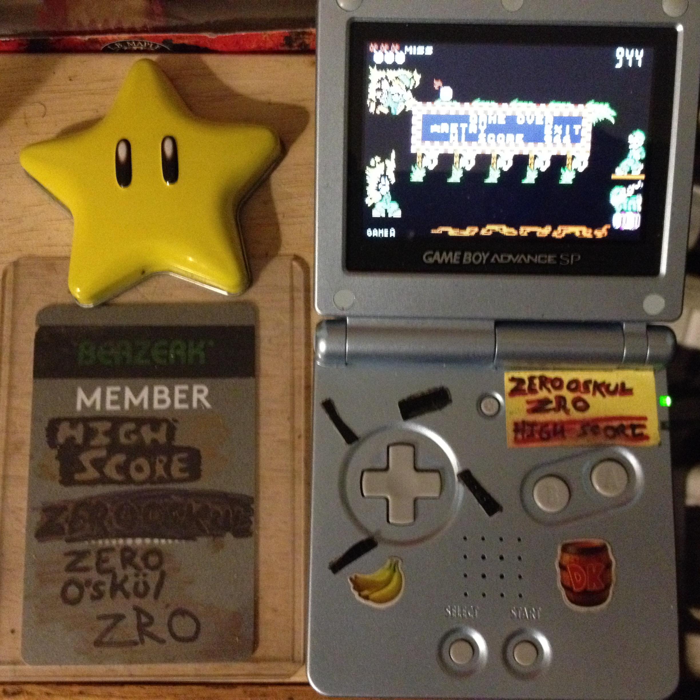 zerooskul: Game & Watch Gallery 4: Mario