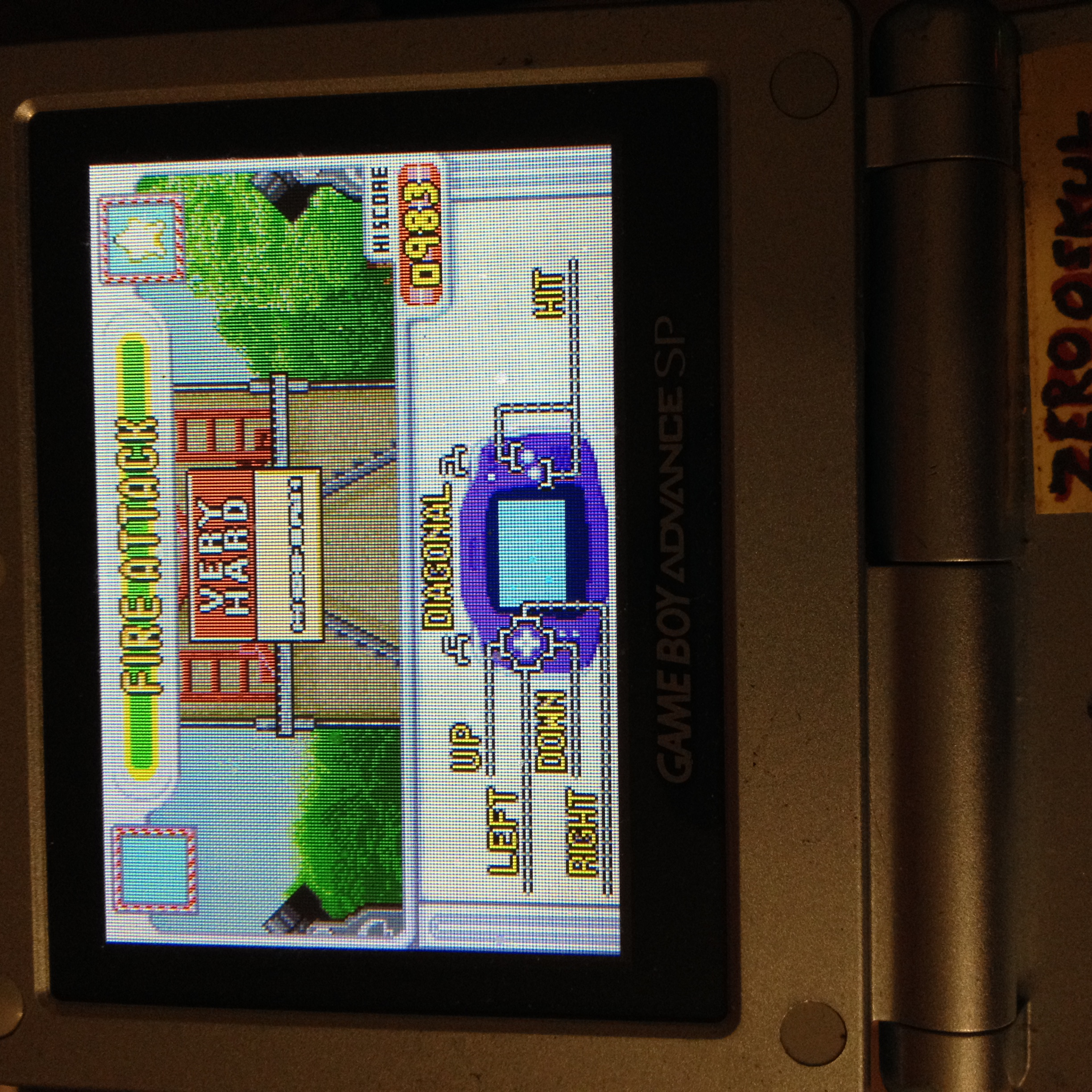 Game & Watch Gallery 4: Fire Attack [Modern: Very Hard] 983 points