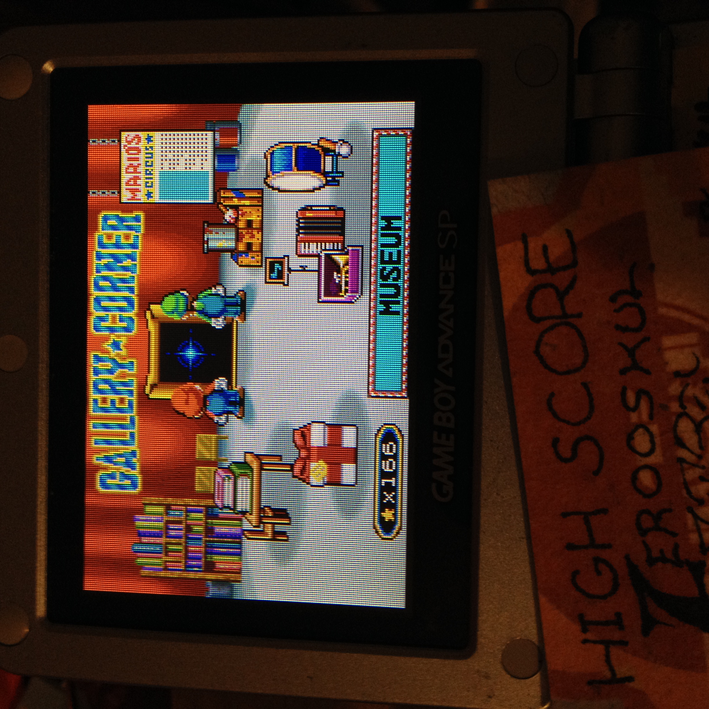 zerooskul: Game & Watch Gallery 4: Safe Buster [Classic-Easy] (GBA) 776 points on 2019-10-09 22:08:07