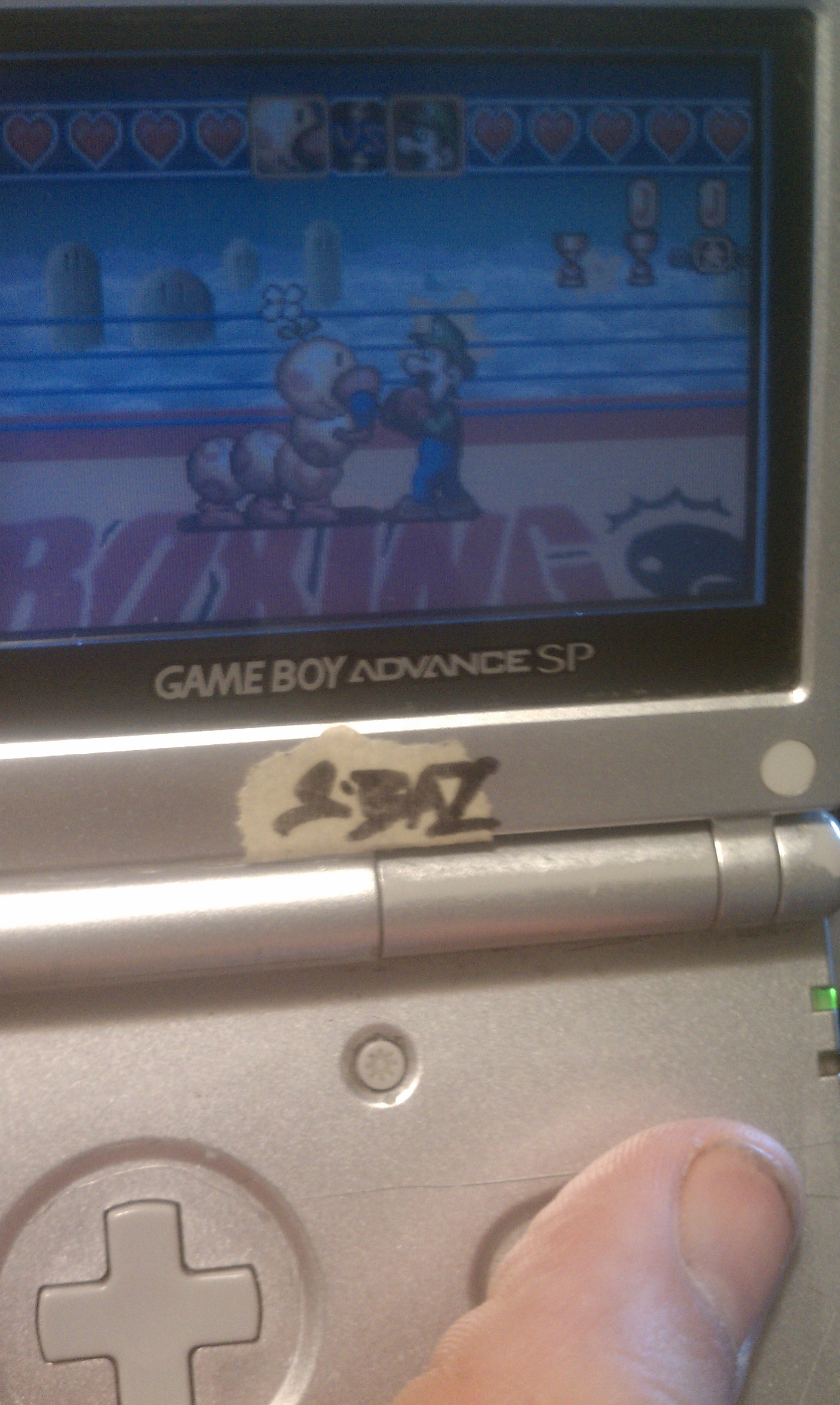 S.BAZ: Game & Watch Gallery 4: Boxing [Modern: 1P] (GBA) 72 points on 2019-11-20 05:05:14