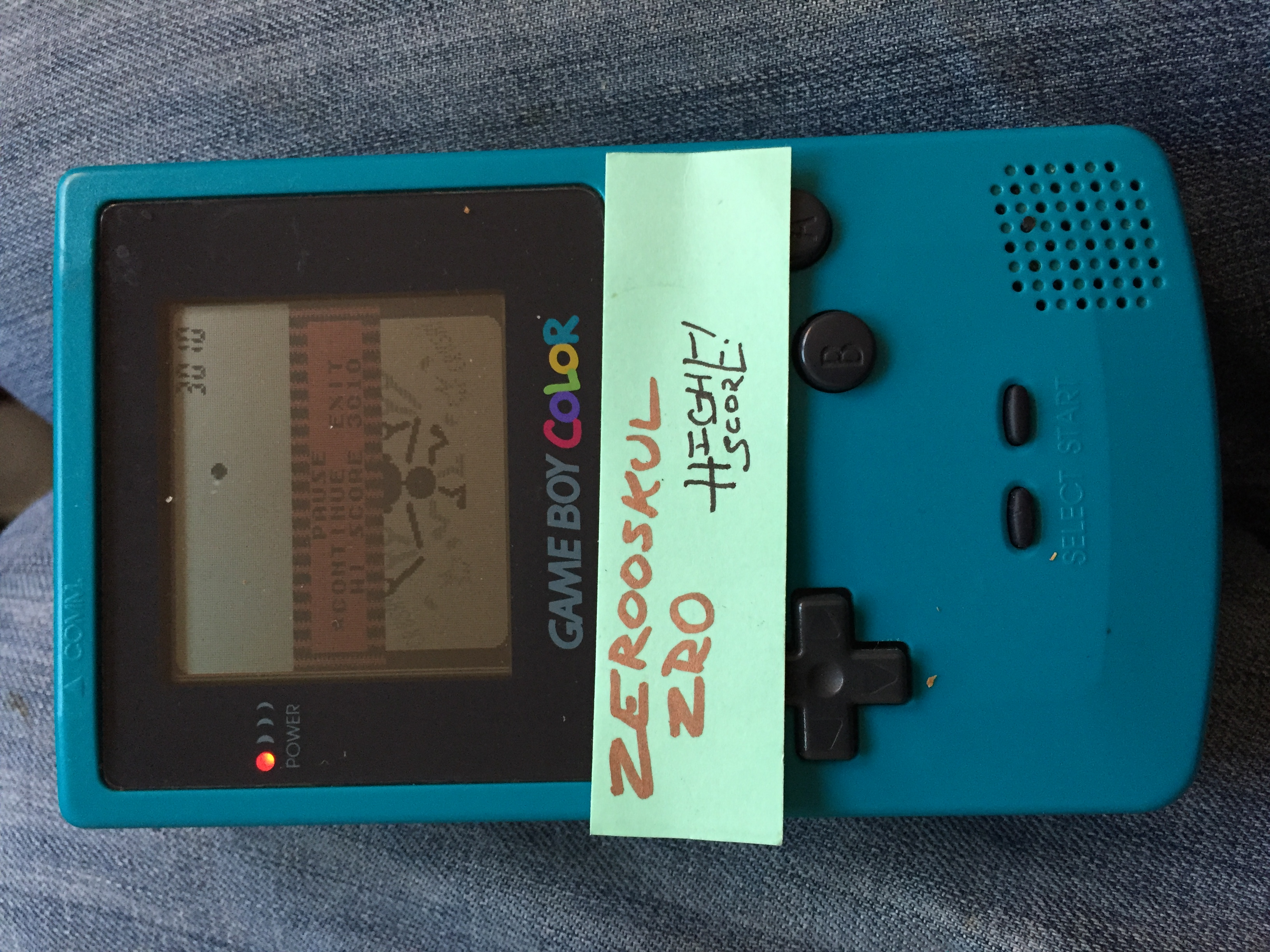 zerooskul: Game & Watch Gallery 2: Ball [Classic: Hard] (Game Boy Color) 3,970 points on 2018-06-30 18:09:03