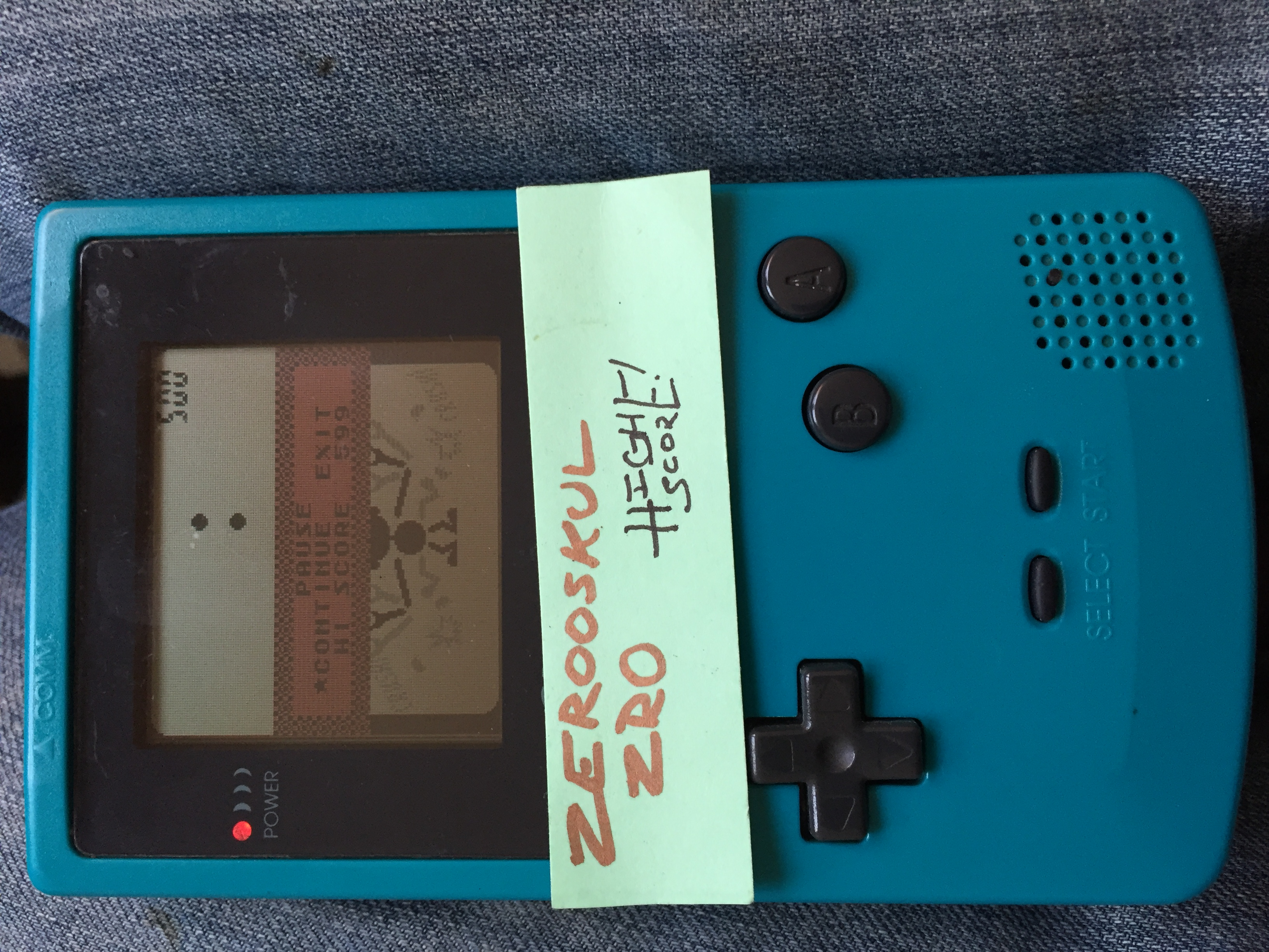 zerooskul: Game & Watch Gallery 2: Ball [Classic: Easy] (Game Boy Color) 668 points on 2018-07-01 12:23:02