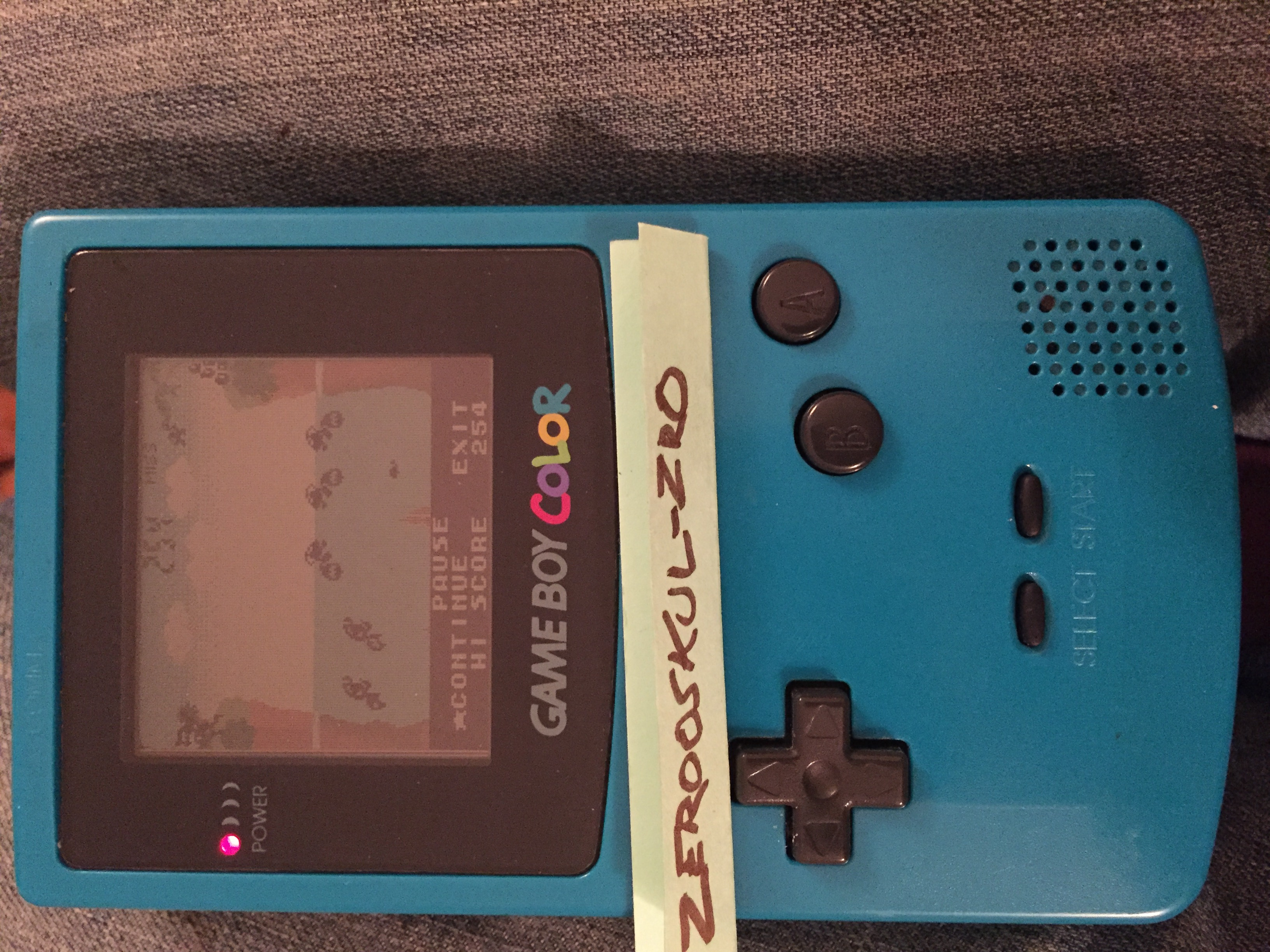 zerooskul: Game & Watch Gallery 3: Turtle Bridge: Classic: Hard (Game Boy Color) 322 points on 2018-07-01 21:29:06