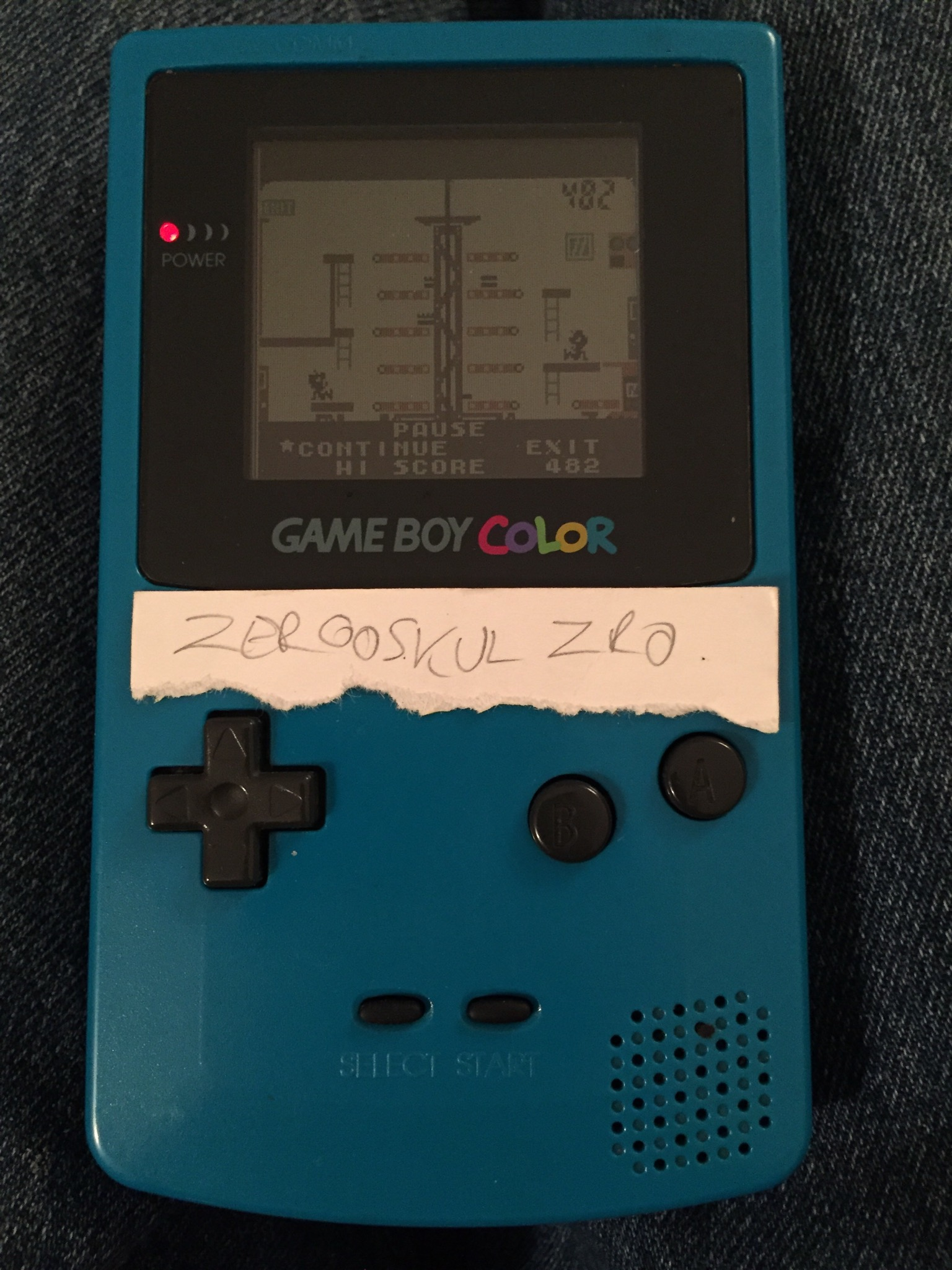Game & Watch Gallery 3: Mario Bros: Classic: Hard 759 points