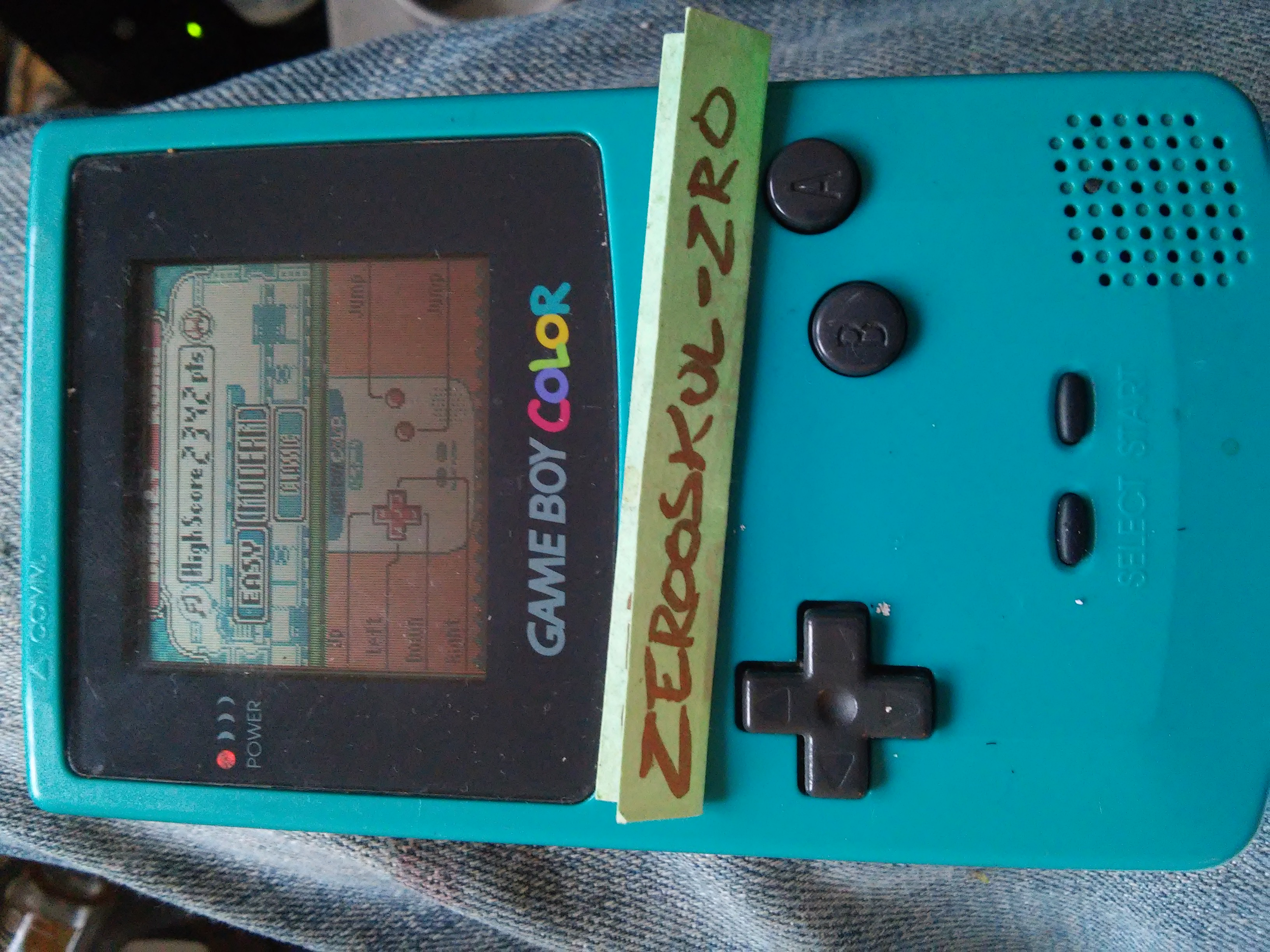 zerooskul: Game & Watch Gallery 2: Donkey Kong: Modern: Easy (Game Boy Color) 2,342 points on 2018-09-22 09:36:42