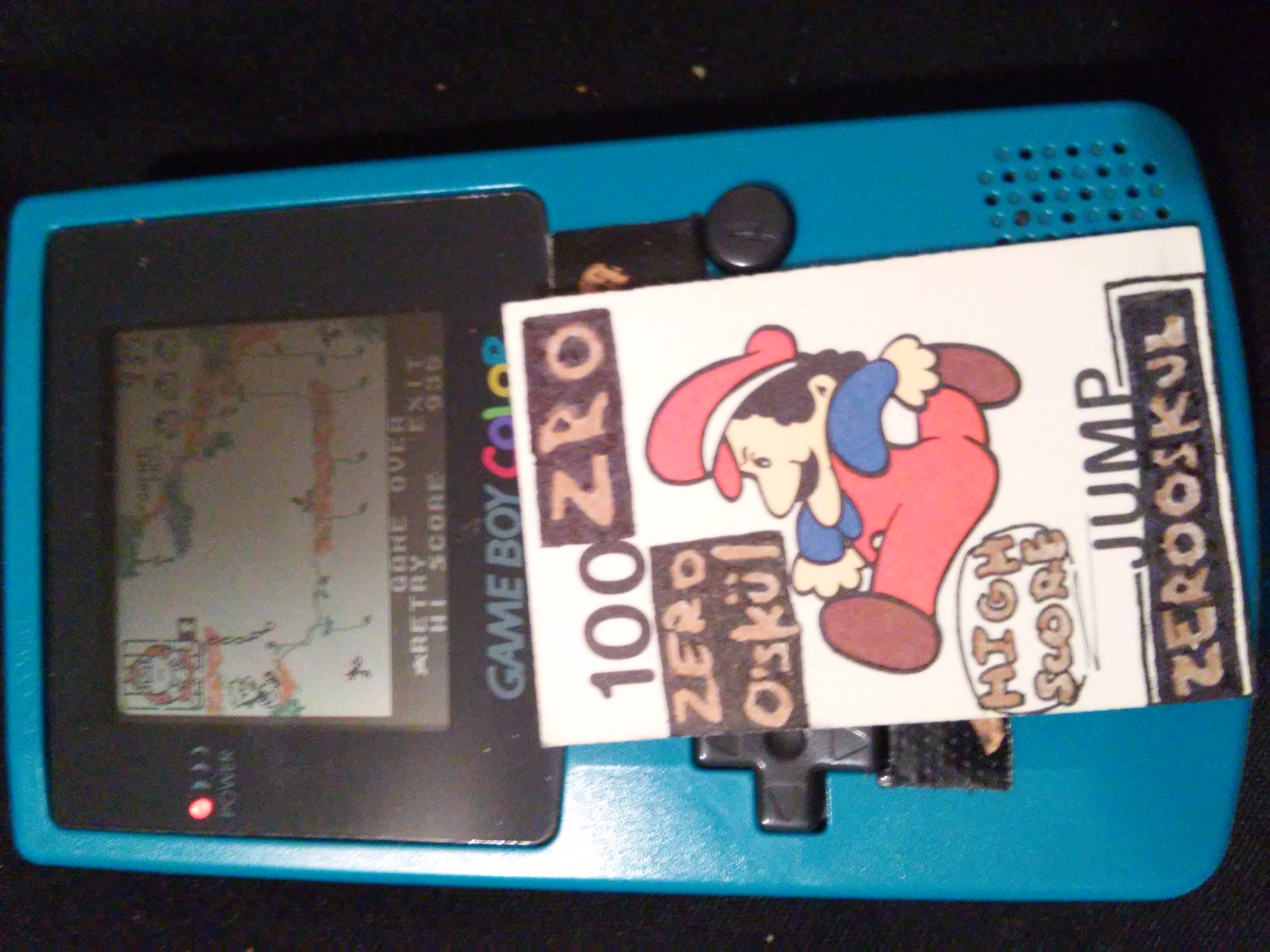 Game & Watch Gallery 3: Donkey Kong Jr: Classic: Hard 935 points