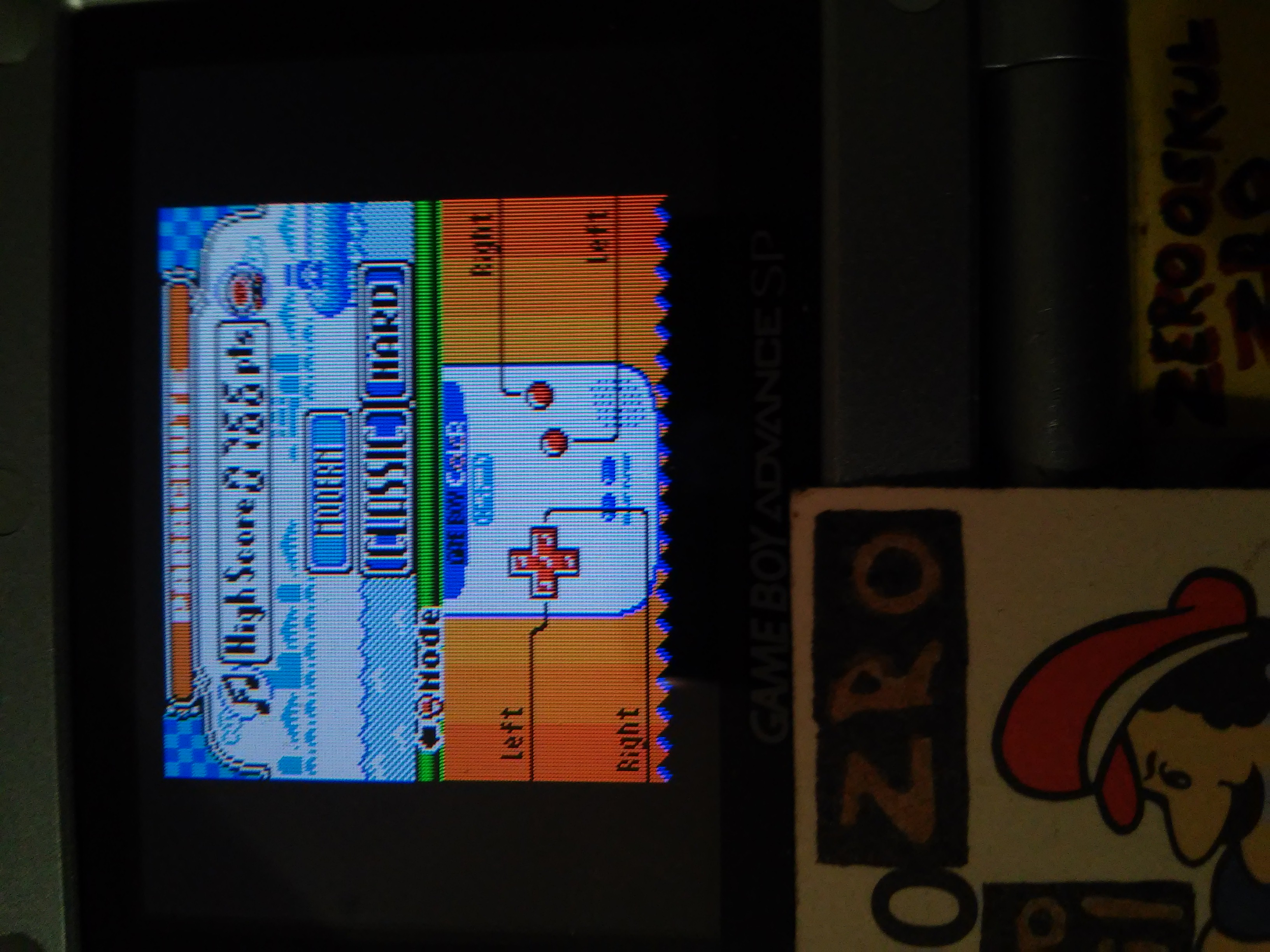Game & Watch Gallery 2: Parachute: Classic: Hard 766 points