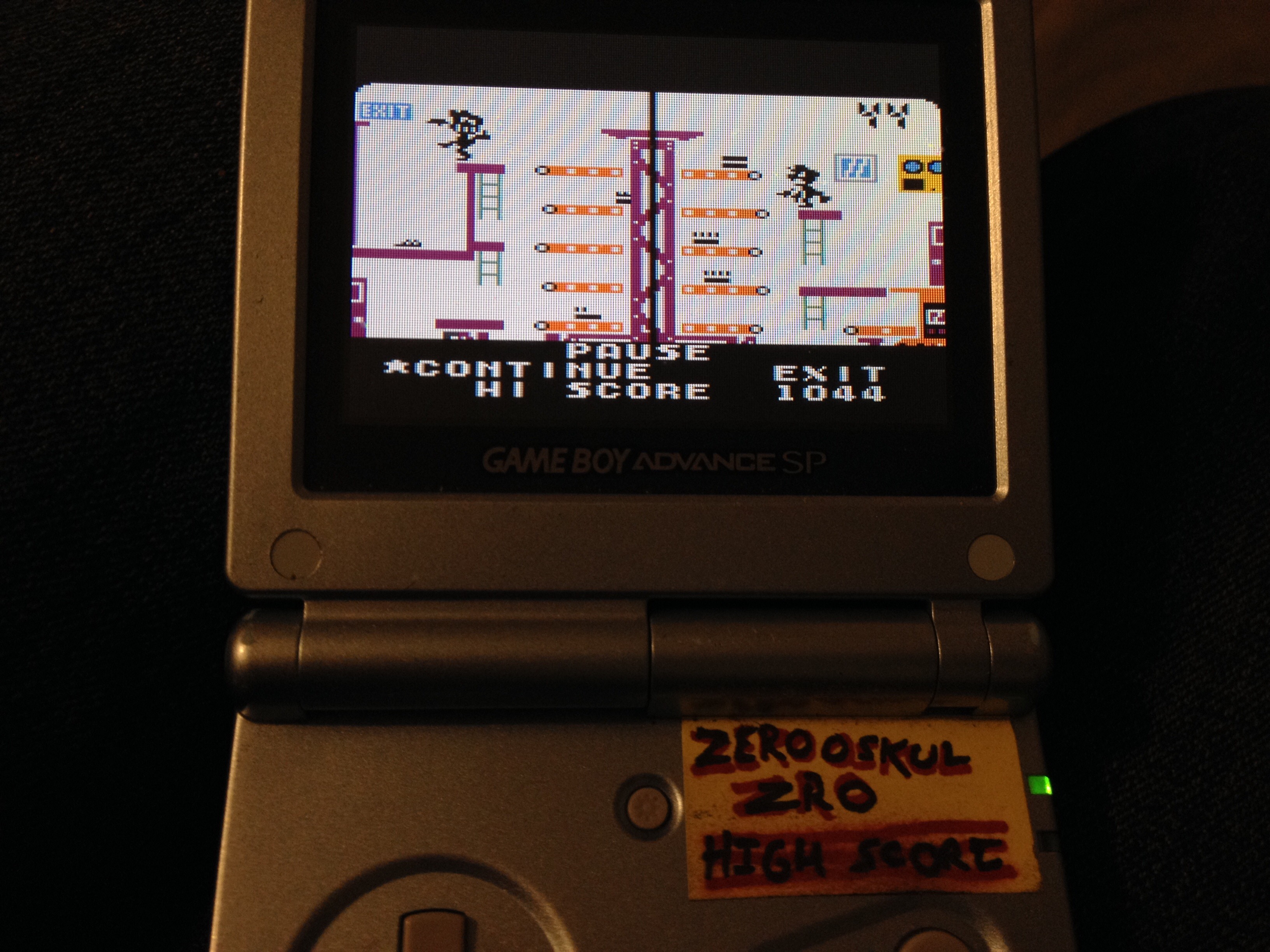 zerooskul: Game & Watch Gallery 3: Mario Bros: Classic: Hard (Game Boy Color) 1,643 points on 2019-04-20 22:14:24