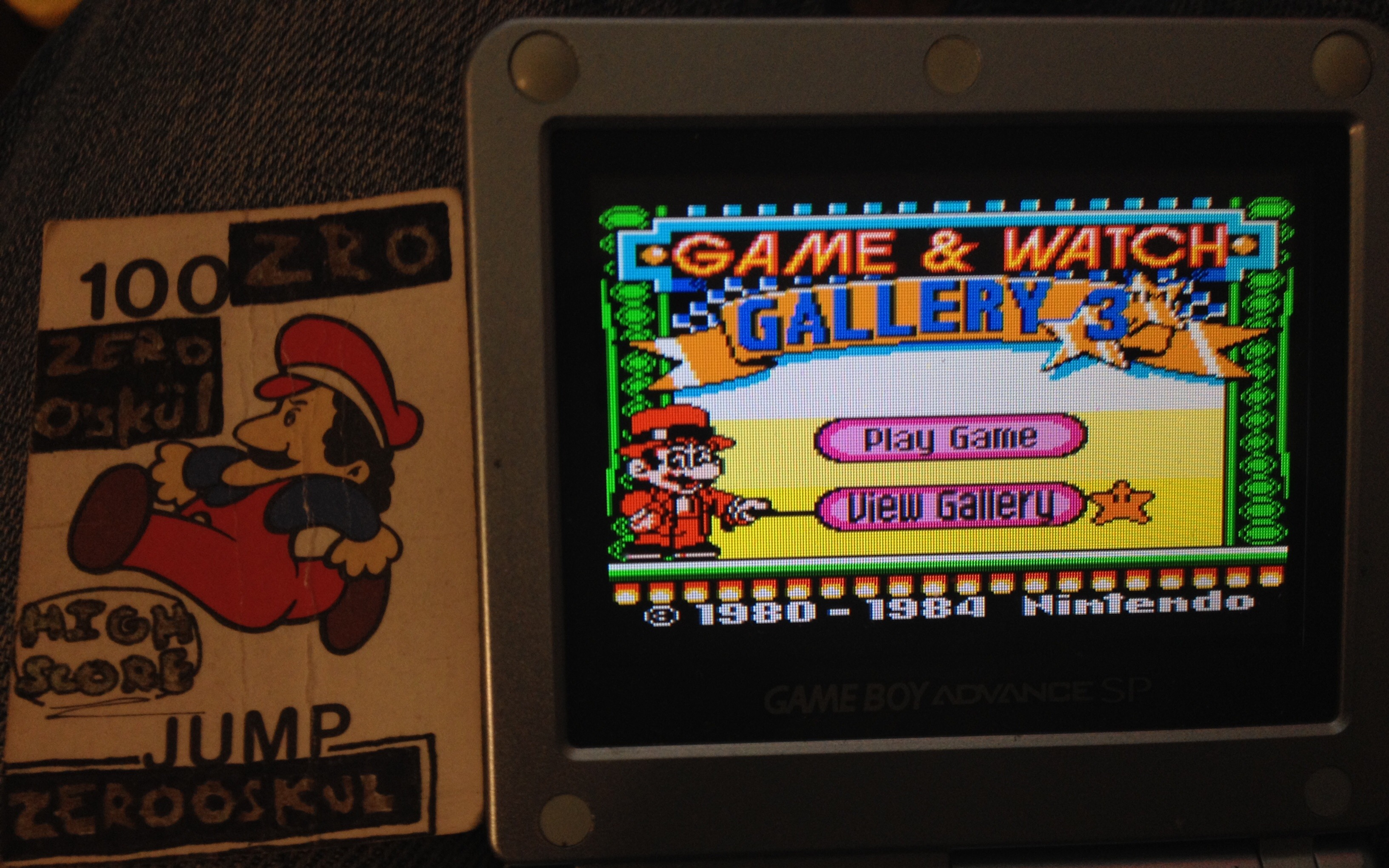 zerooskul: Game & Watch Gallery 3: Fire (Game Boy Color) 598 points on 2019-06-09 16:42:42