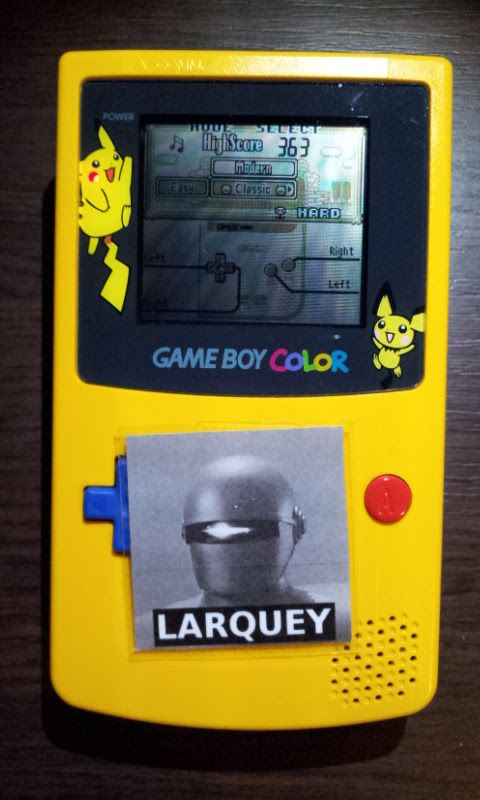 Larquey: Game & Watch Gallery: Oil Panic [Classic: Easy] (Game Boy) 363 points on 2017-08-07 16:11:44