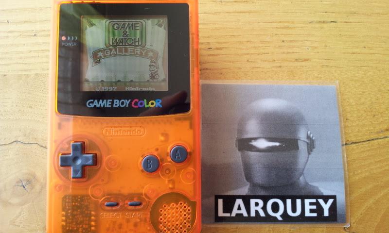 Larquey: Game & Watch Gallery: Manhole [Modern: Hard] (Game Boy) 294 points on 2018-05-08 07:44:17