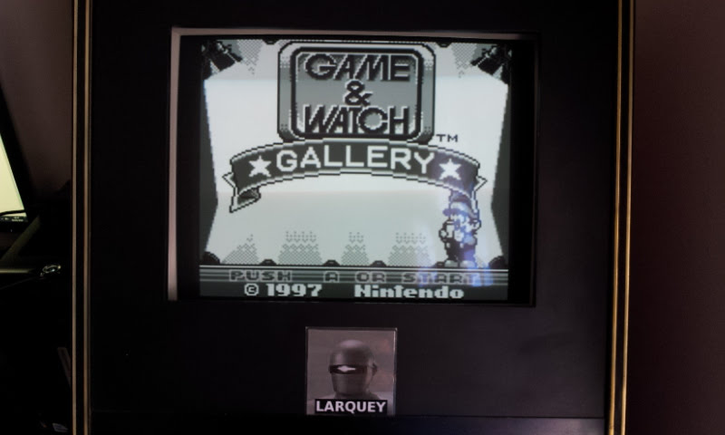 Larquey: Game & Watch Gallery: Manhole [Classic: Easy] (Game Boy Emulated) 166 points on 2018-05-08 09:29:40