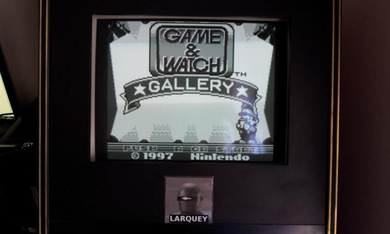 Larquey: Game & Watch Gallery: Manhole [Modern: Hard] (Game Boy Emulated) 185 points on 2018-05-08 09:46:54