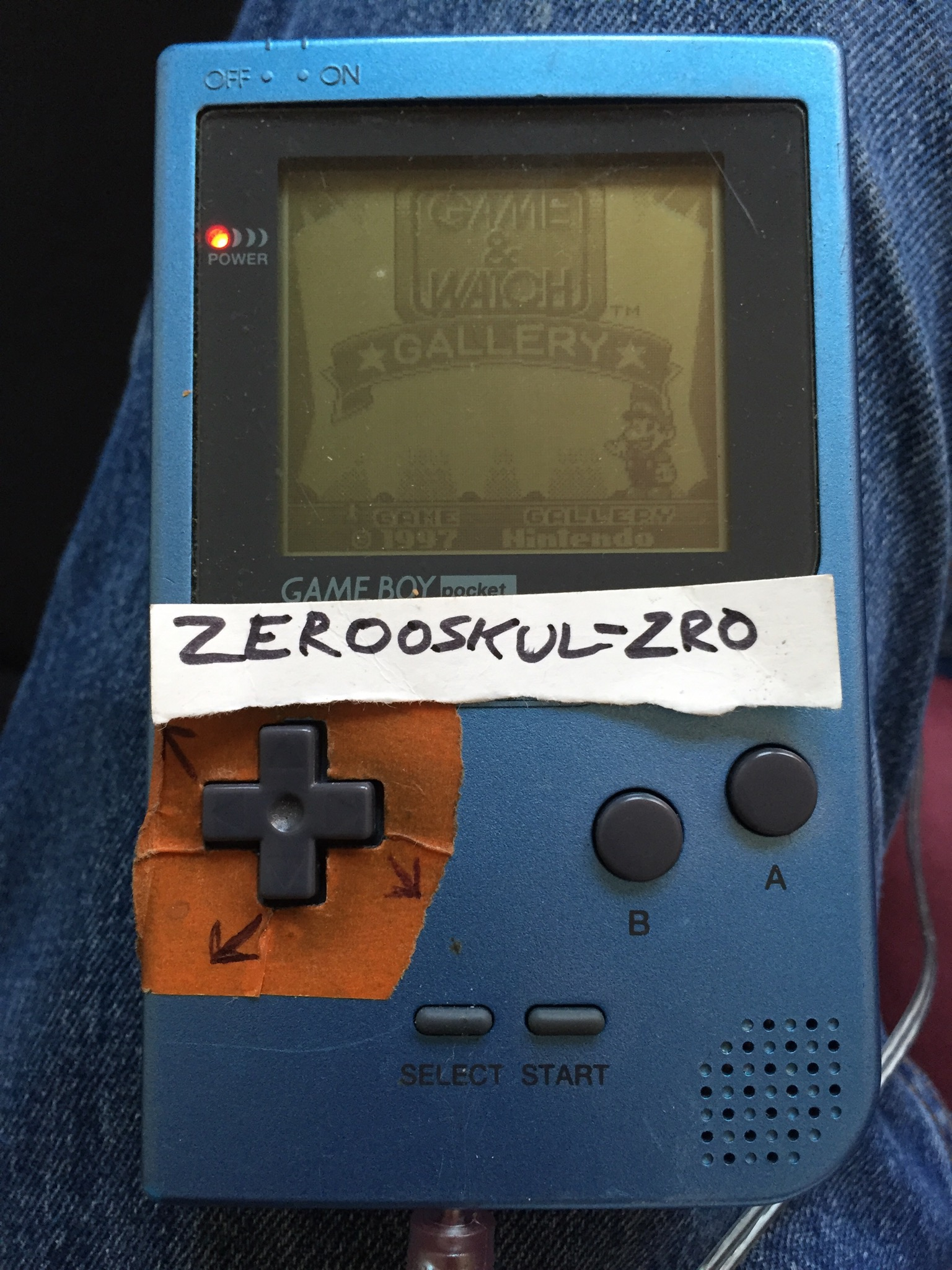 zerooskul: Game & Watch Gallery: Octopus [Classic: Hard] (Game Boy) 197 points on 2018-08-04 09:56:38