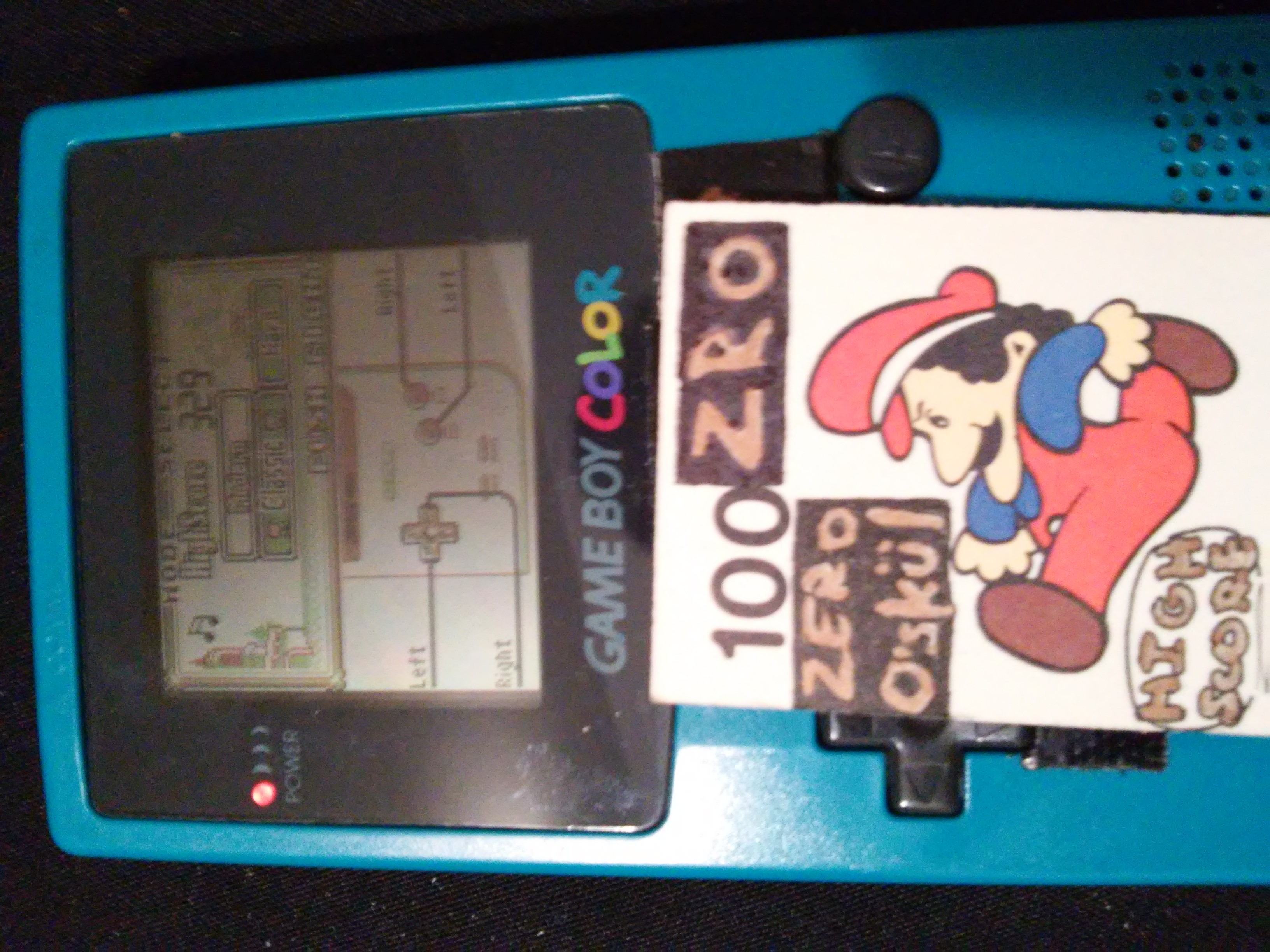 Game & Watch Gallery: Fire [Classic: Hard] 329 points