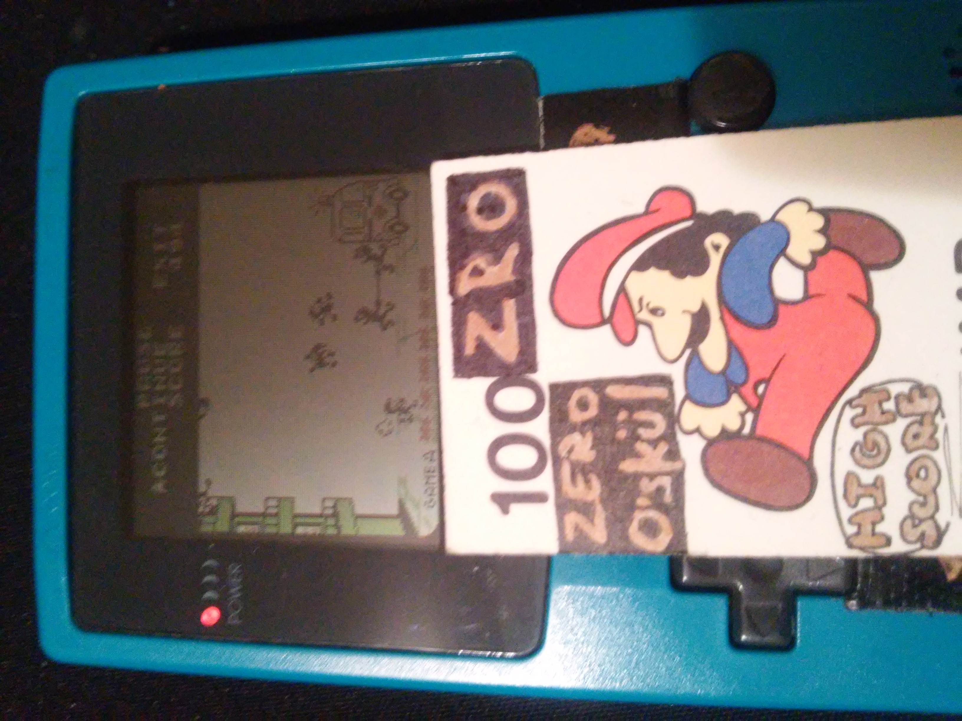 zerooskul: Game & Watch Gallery: Fire [Classic: Easy] (Game Boy) 494 points on 2018-12-26 01:04:57