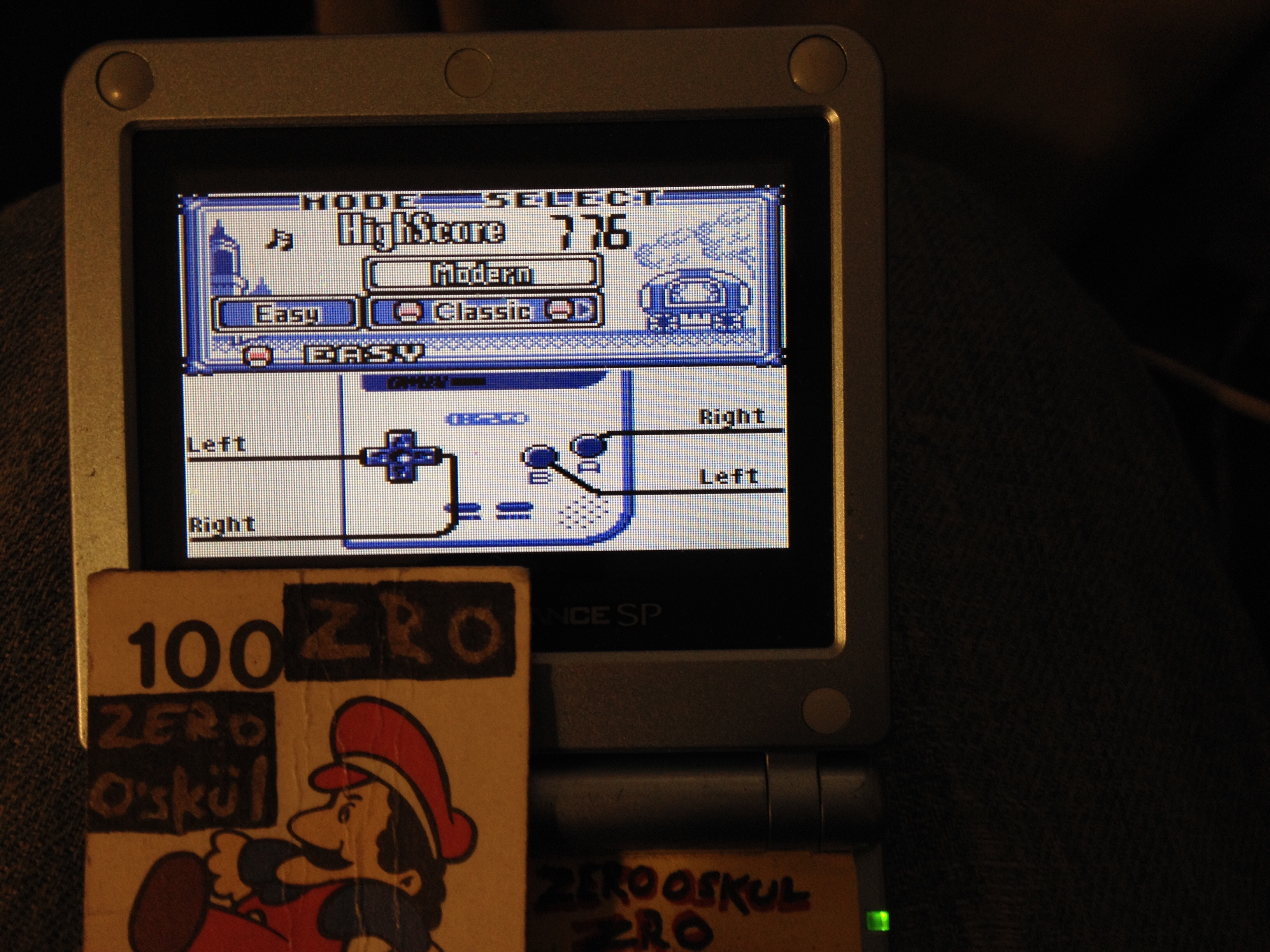 Game & Watch Gallery: Fire [Classic: Easy]