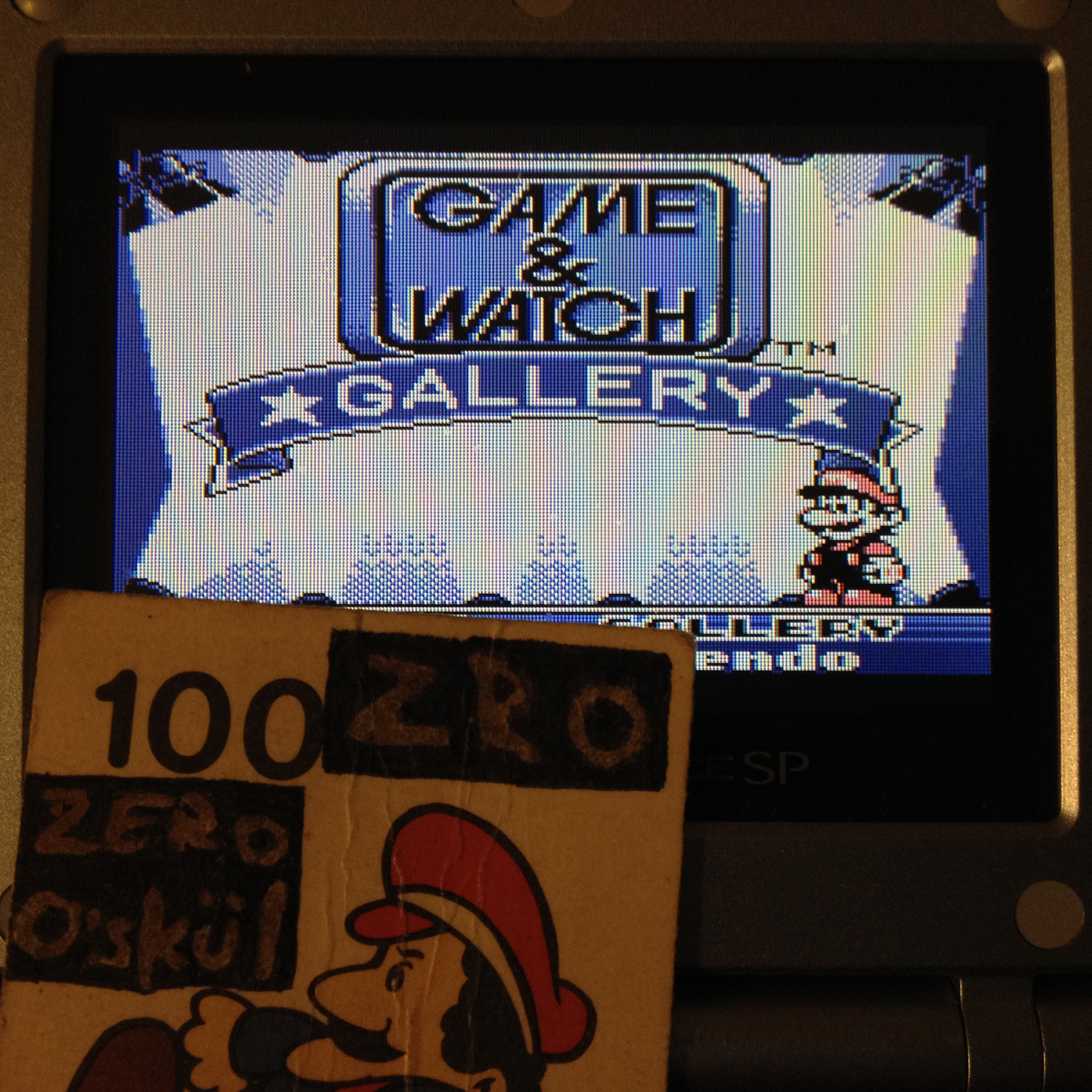 Game & Watch Gallery: Octopus [Modern: Hard] 971 points