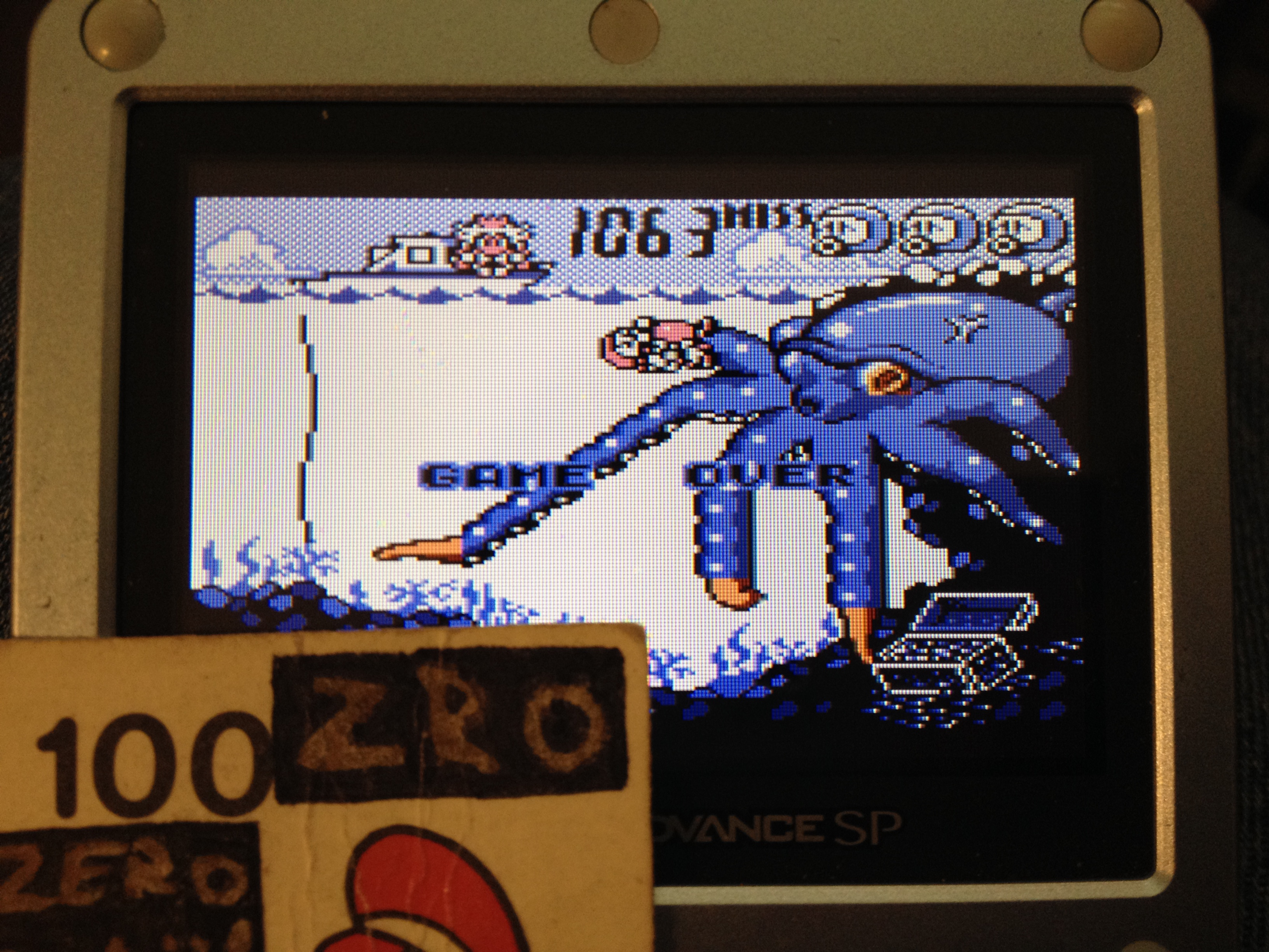 Game & Watch Gallery: Octopus [Modern: Easy] 1,063 points
