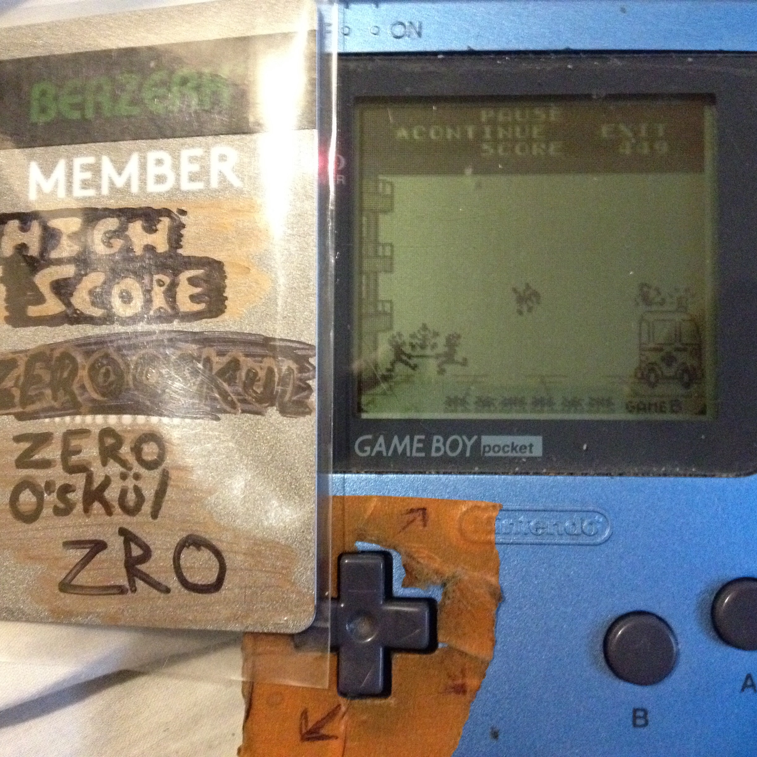 zerooskul: Game & Watch Gallery: Fire [Classic: Hard] (Game Boy) 486 points on 2019-07-03 15:38:41
